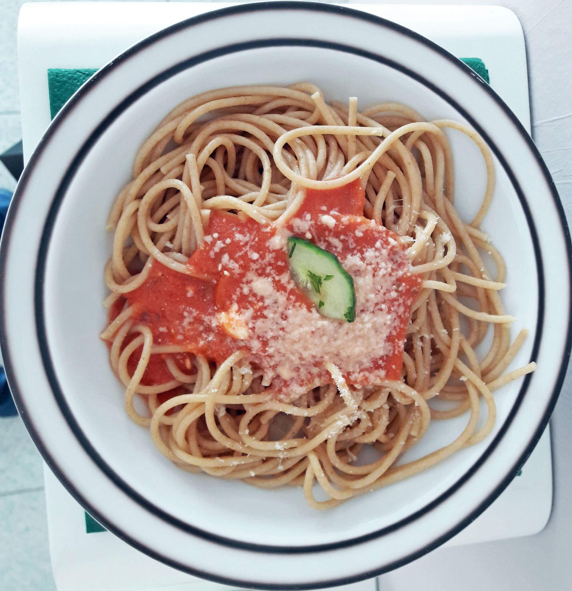 13b Hauptspeise_Spaghetti, Ute Both #tagdernachbarn