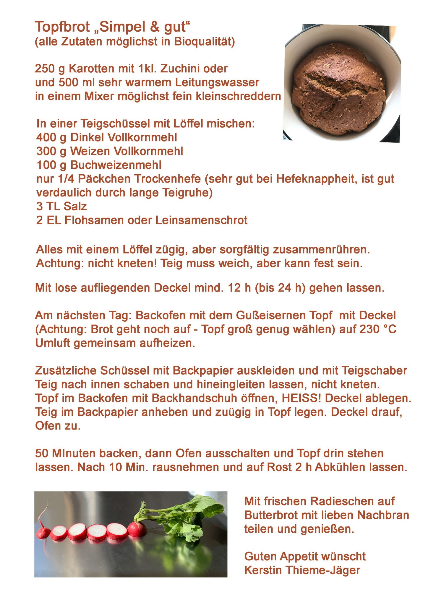 17b Topfbrot-Rezept, Thieme-Jäger #tagdernachbarn