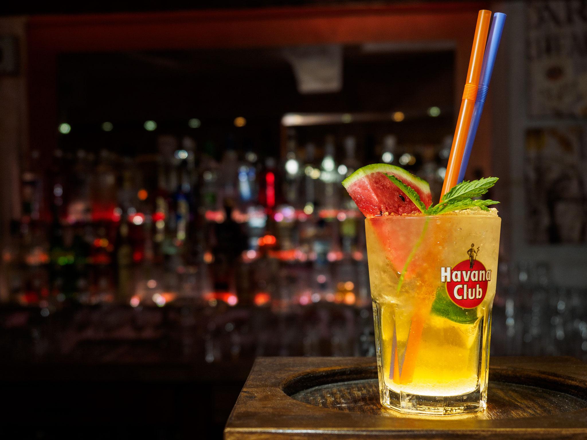Cocktail Karte.Die Bar El Gecco Bar Restaurant In Schwelm
