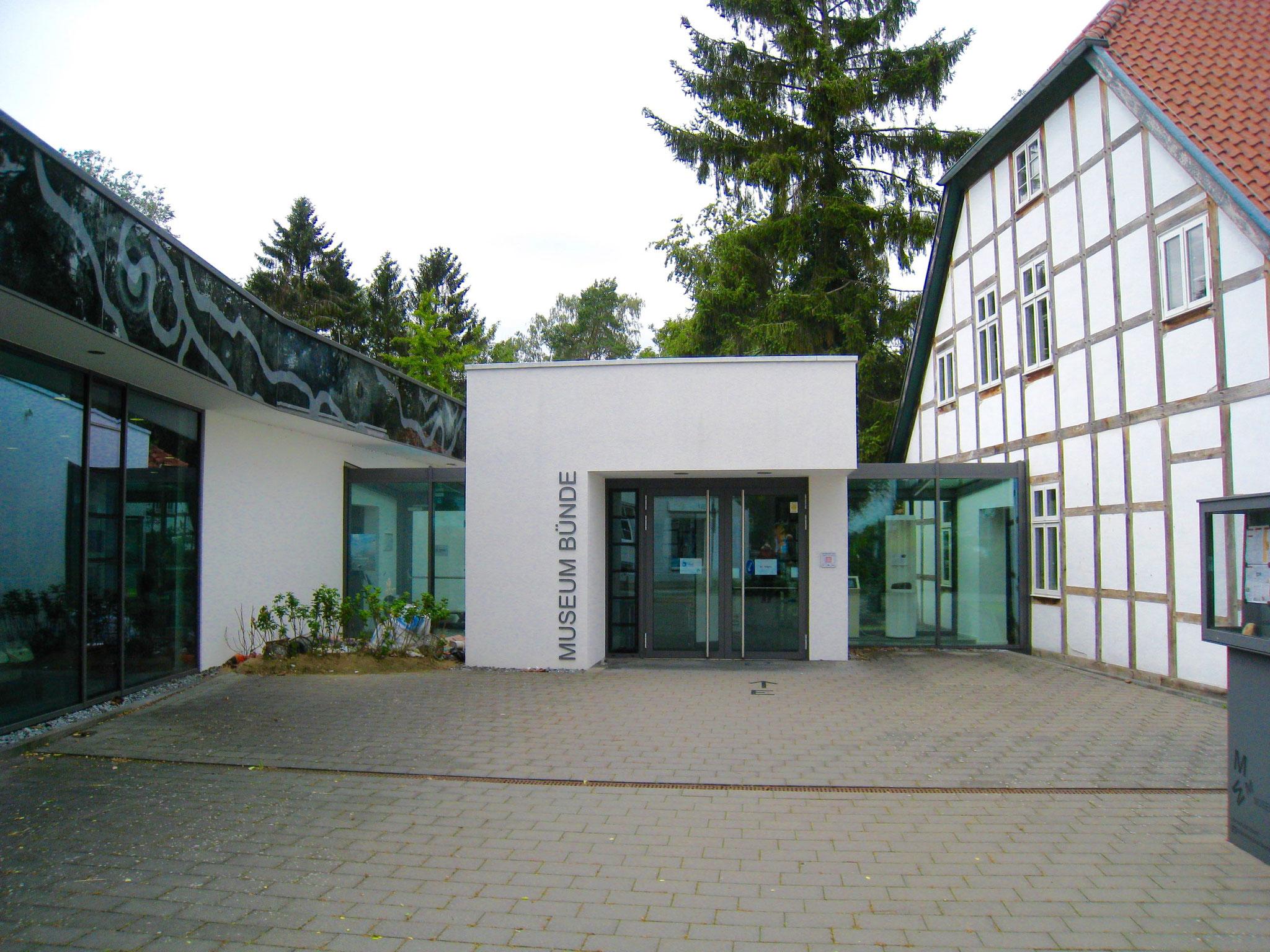 Museumsinsel Bünde: Das Dobergmuseum