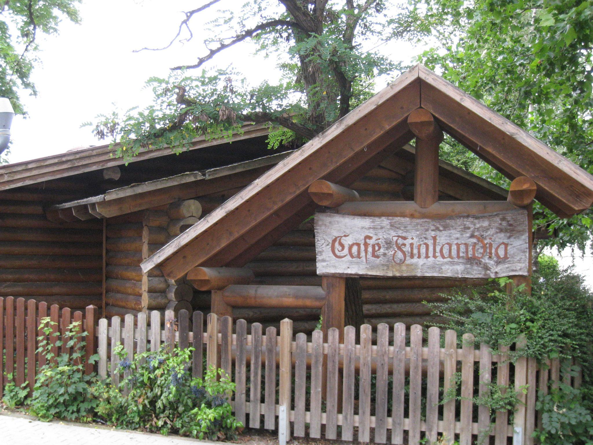 Das Café Finlandia