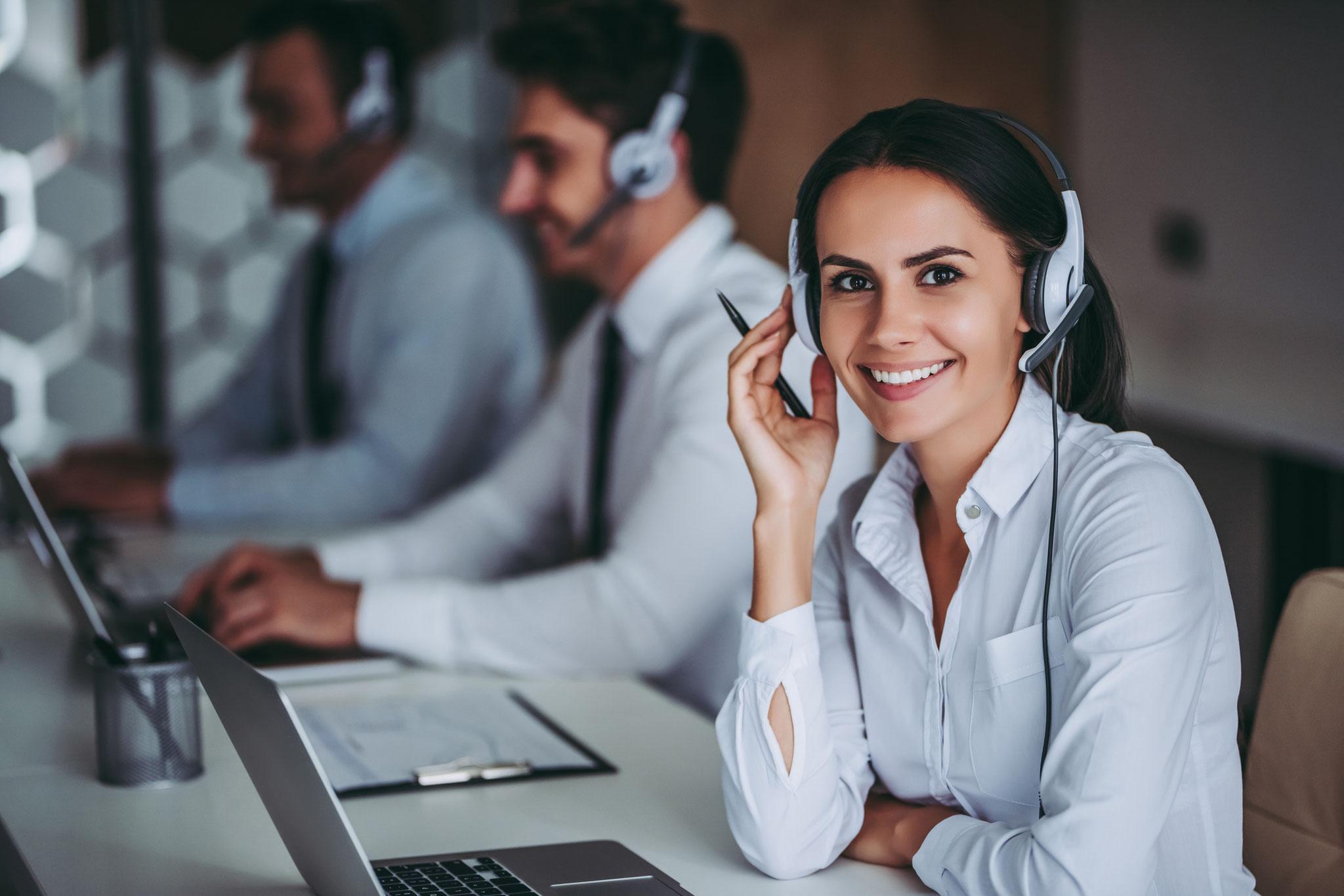 Kundensegment Contact Center