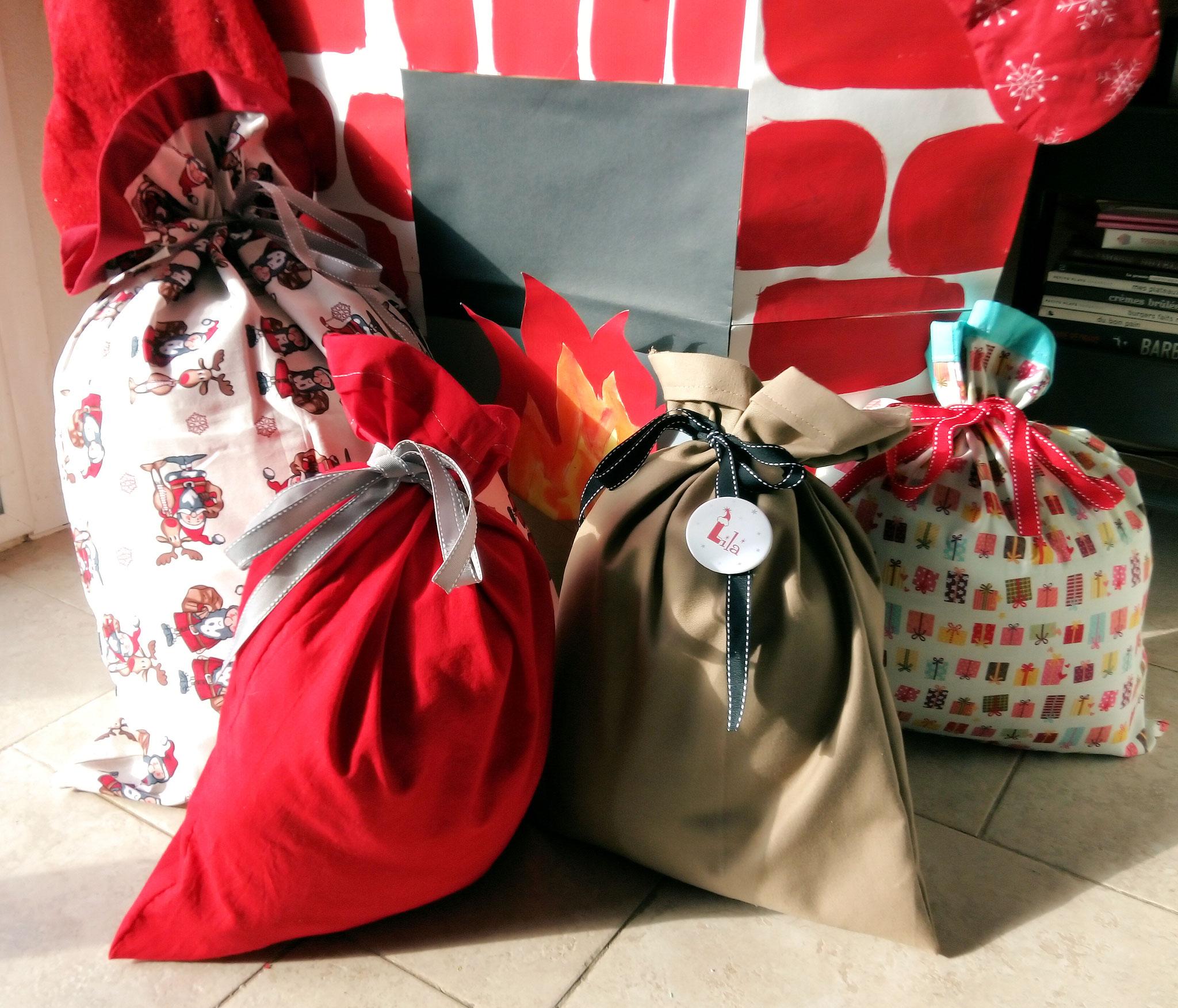 Sacs à cadeaux
