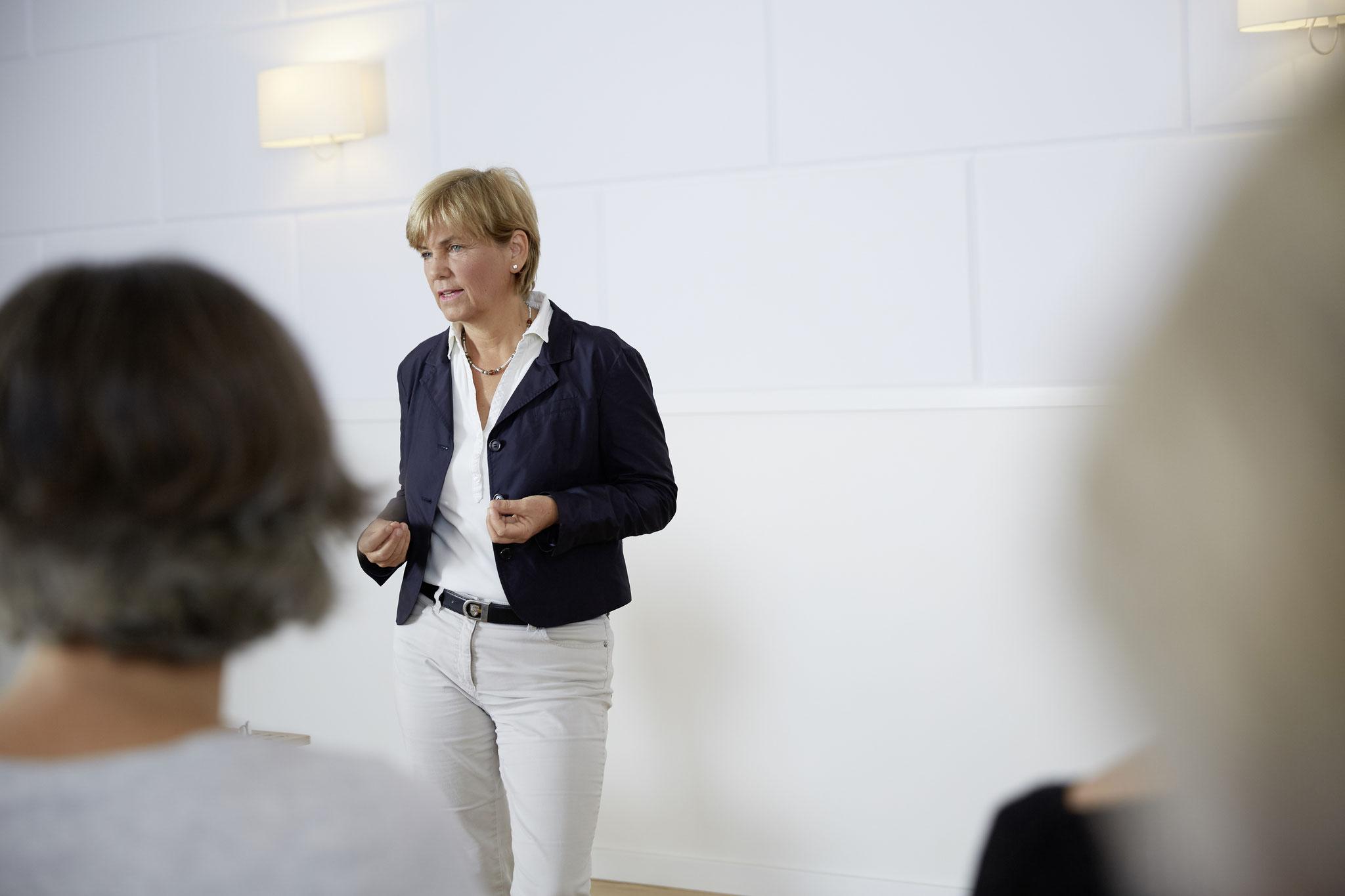 Vorträge, Workshops und Seminare Stefanie Breme
