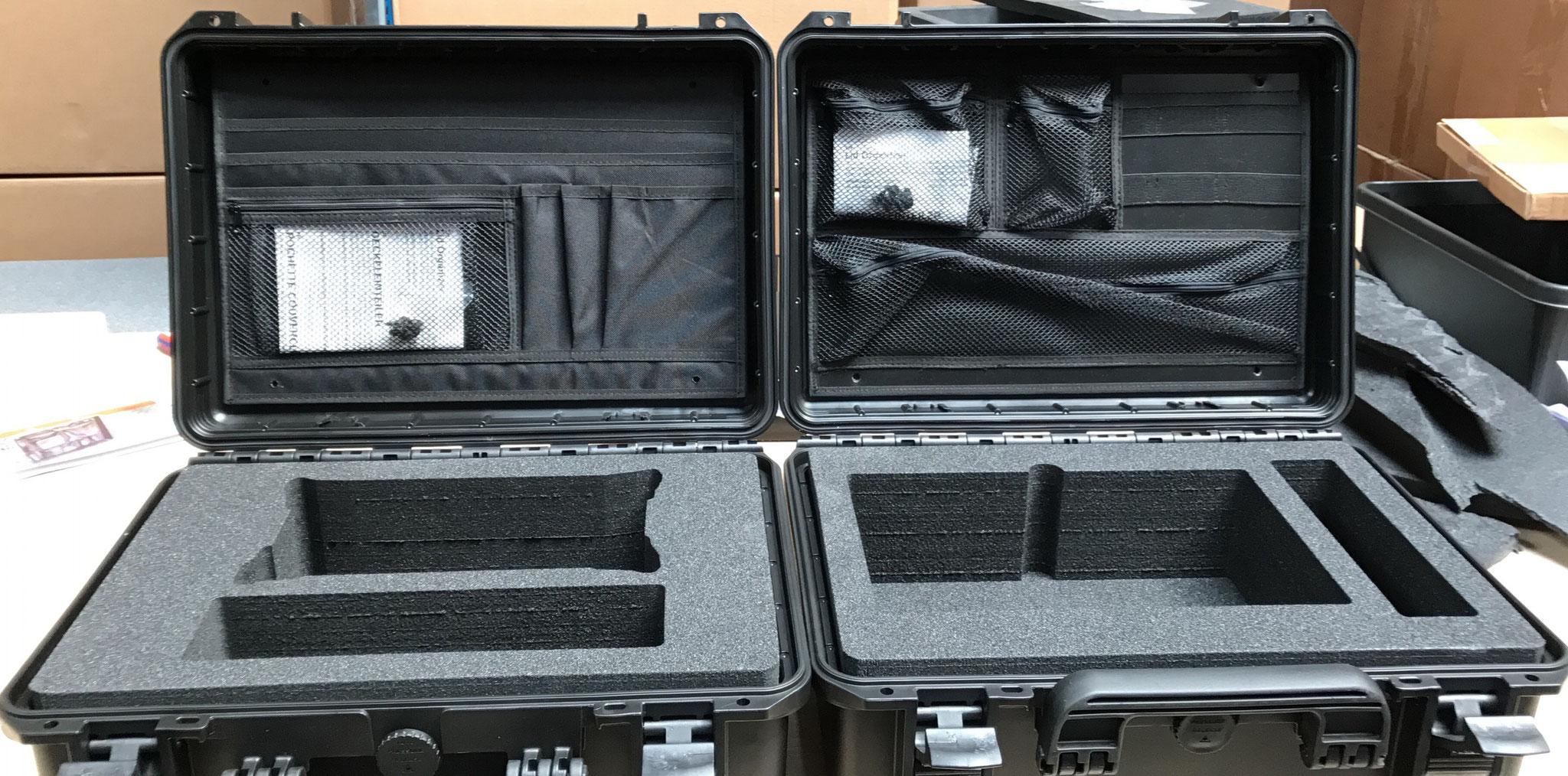 Koffer op maat OTDR