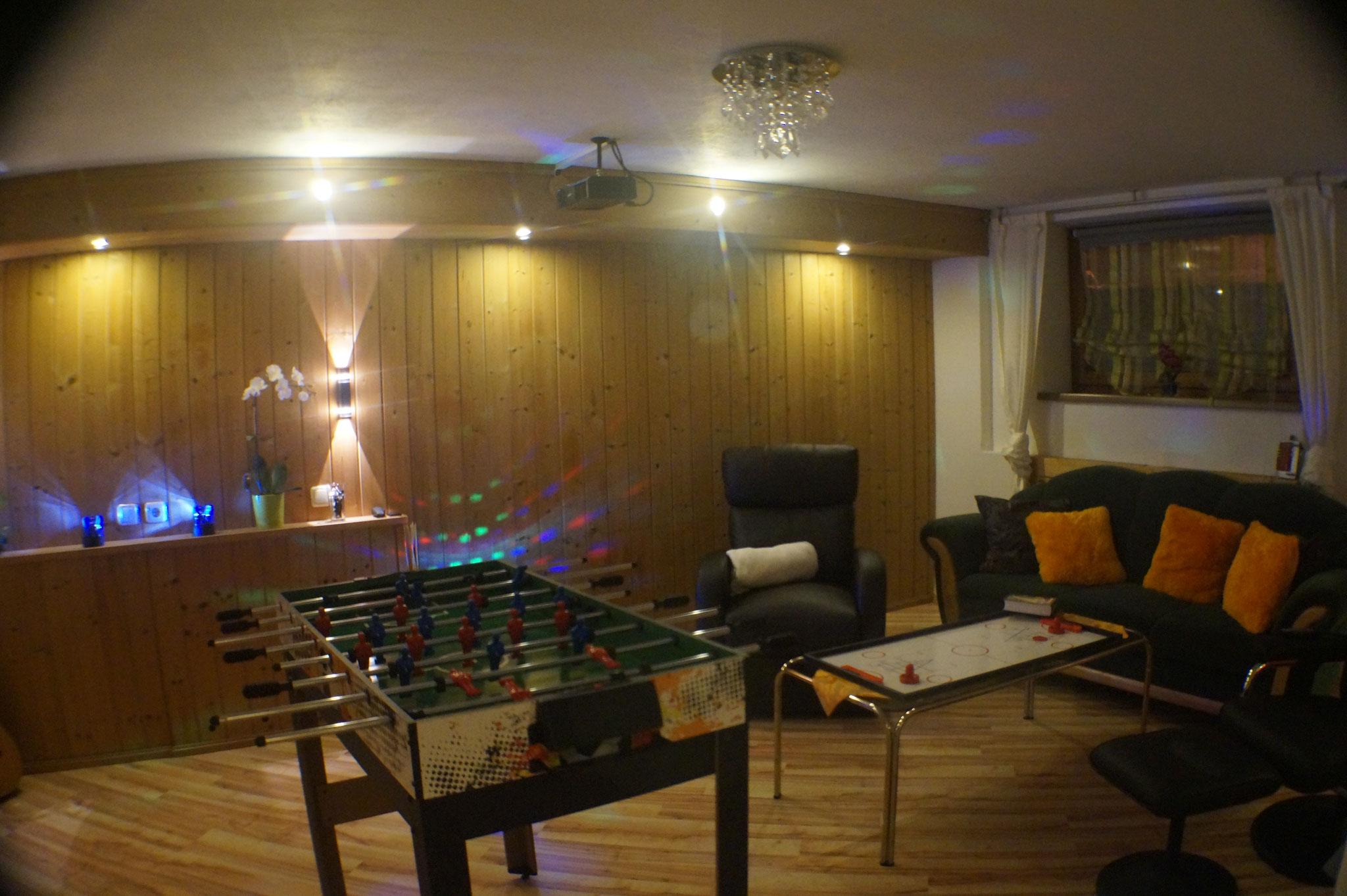 Mental-Oase Haunold Spielezimmer