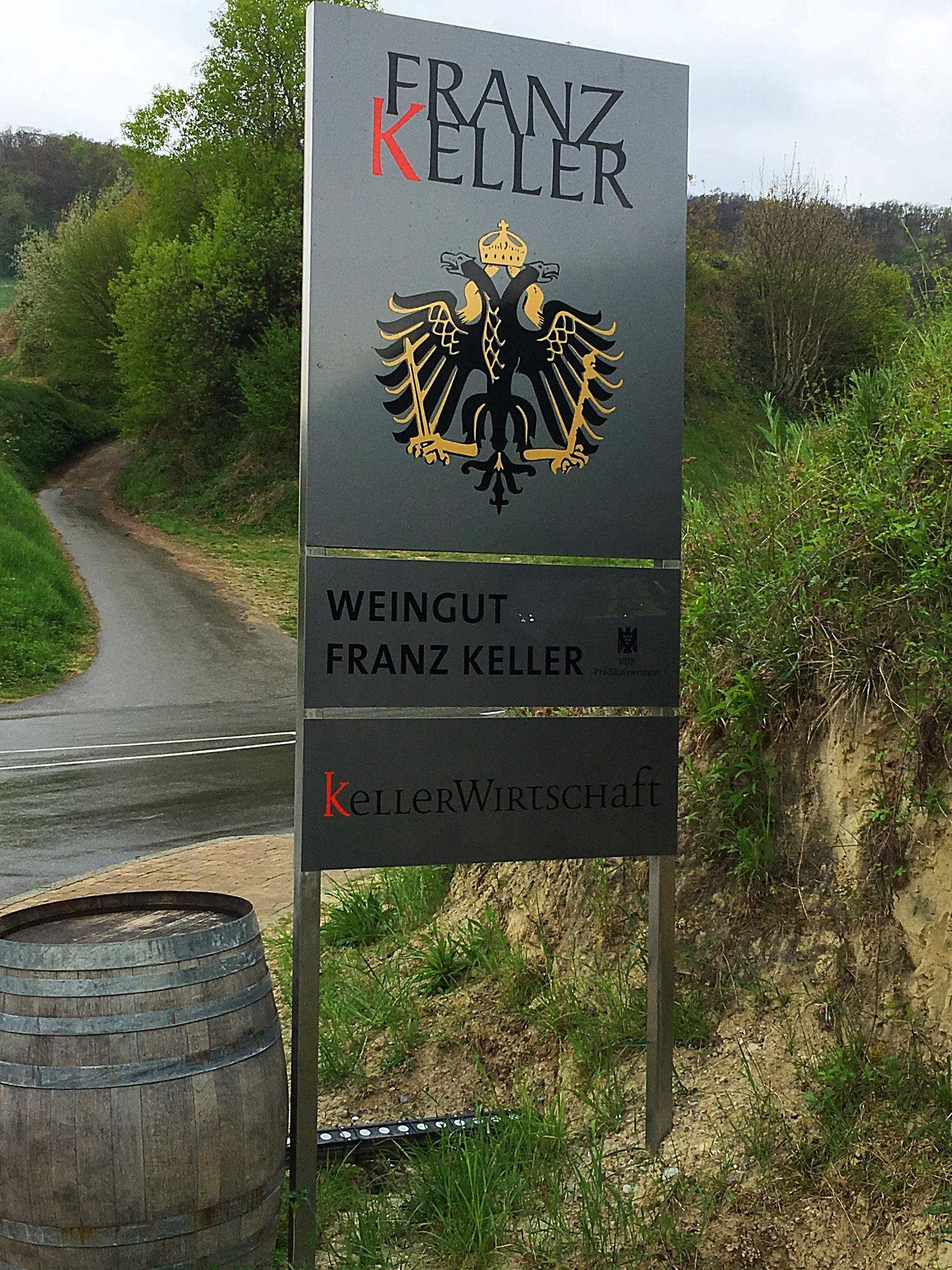 VDP Weingut Franz Keller
