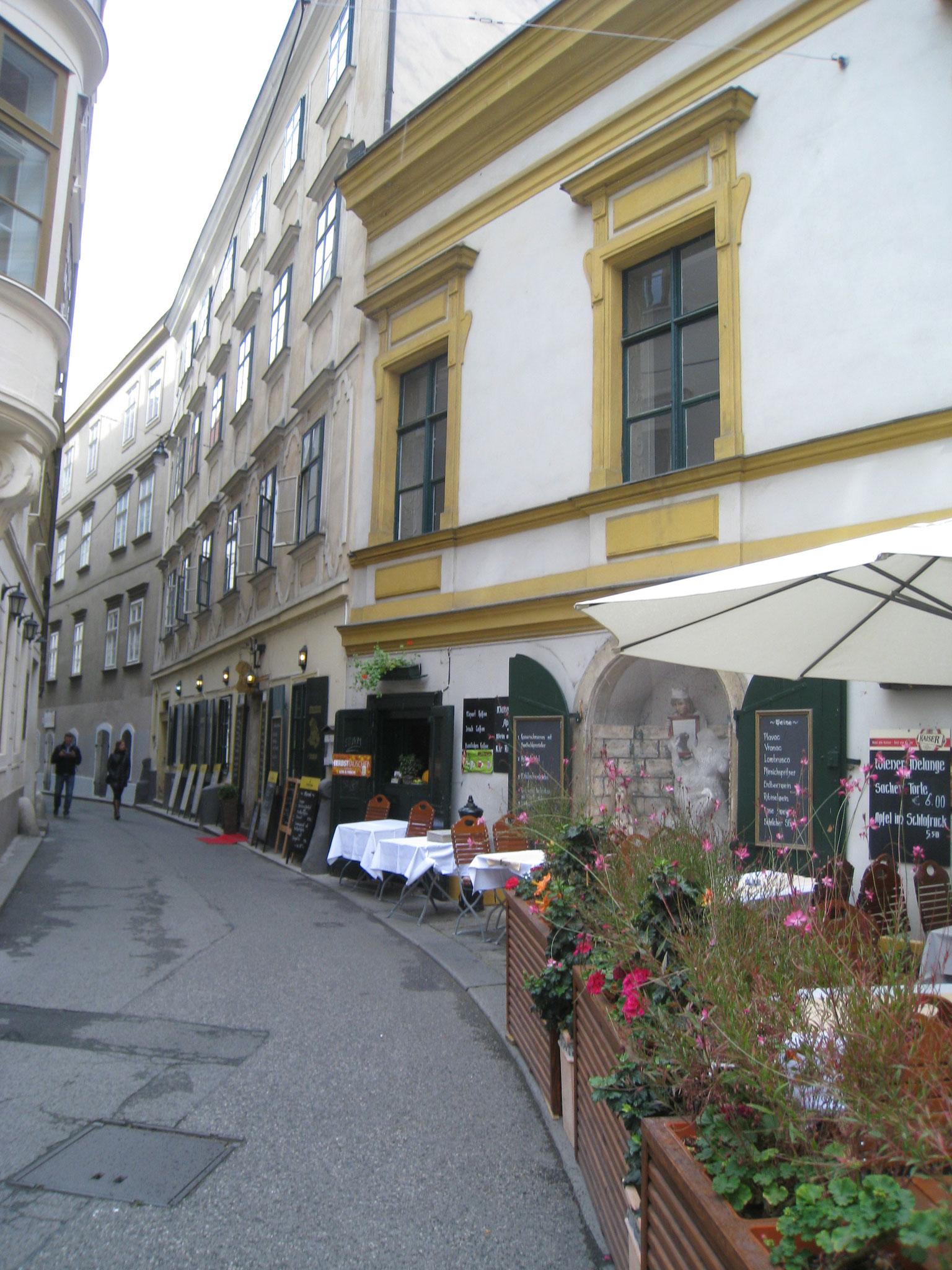 Altstadt Wien Bezirk 1
