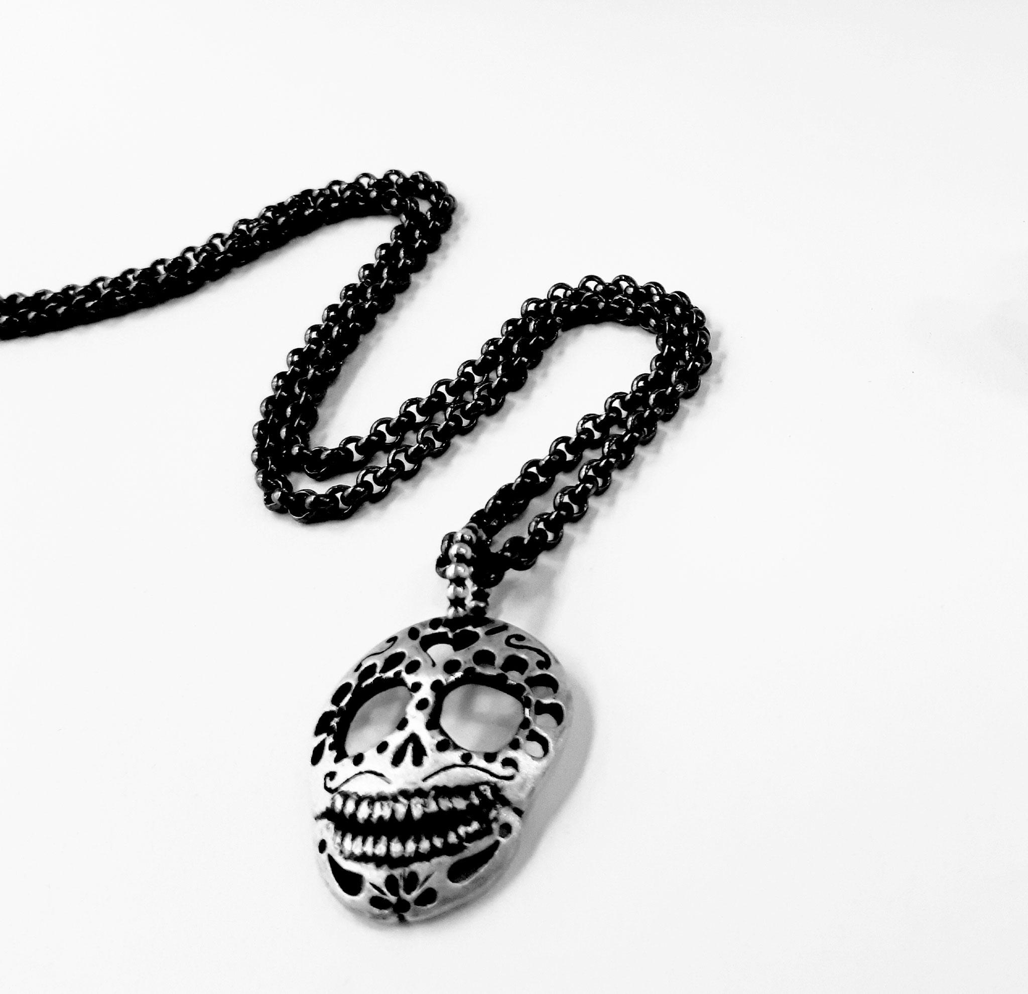 Calavera de Dulce Sonja Markhoff Artistic Jewelry