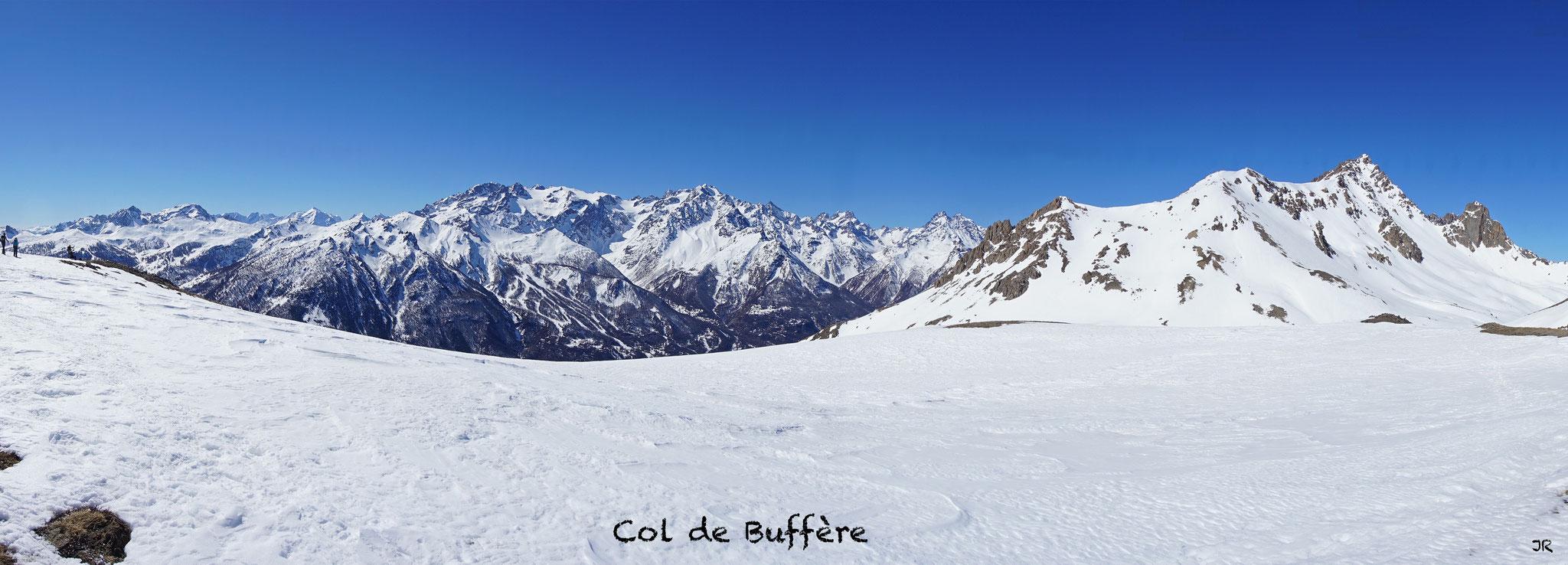 mars 2017 Col de Buffère