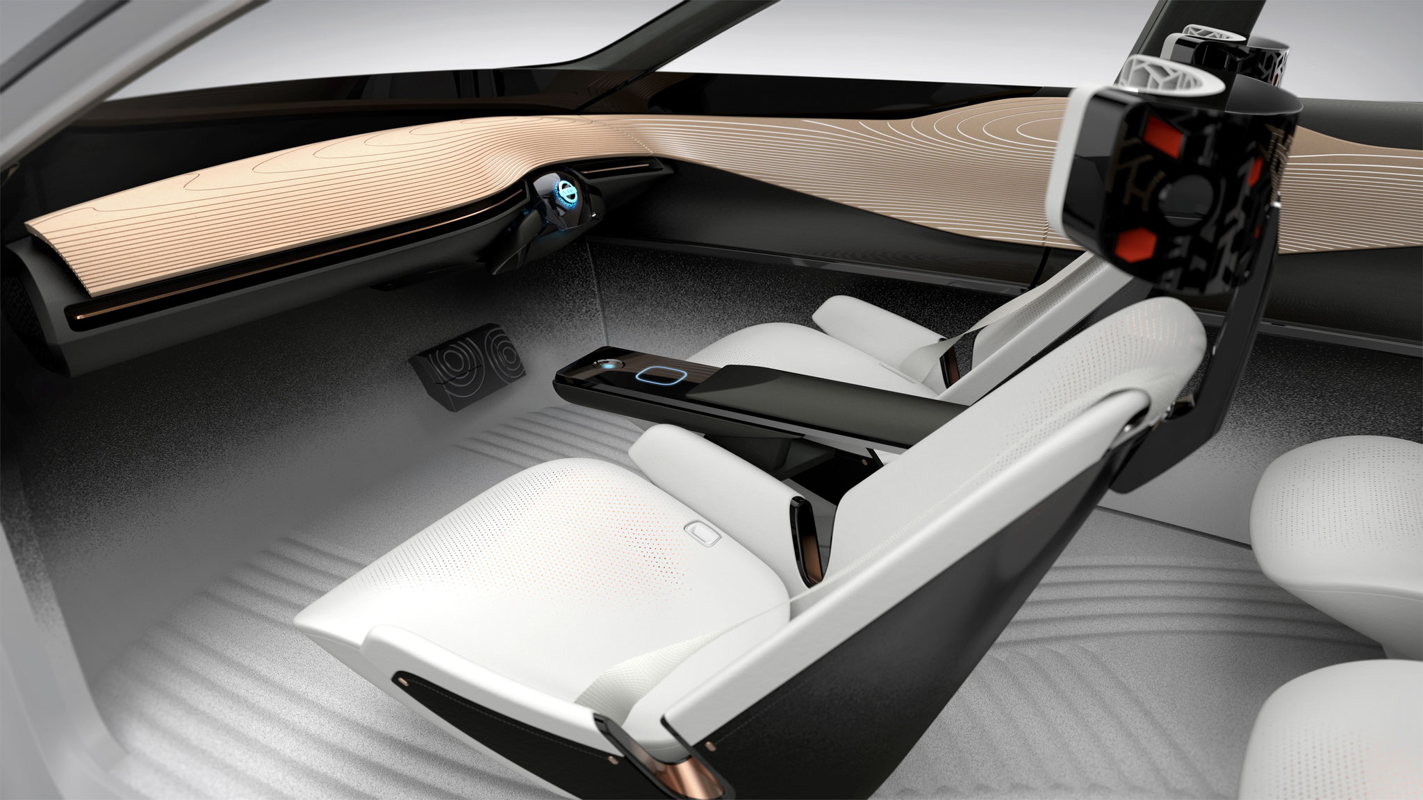 Concept Nissan IMx Octobre 2017