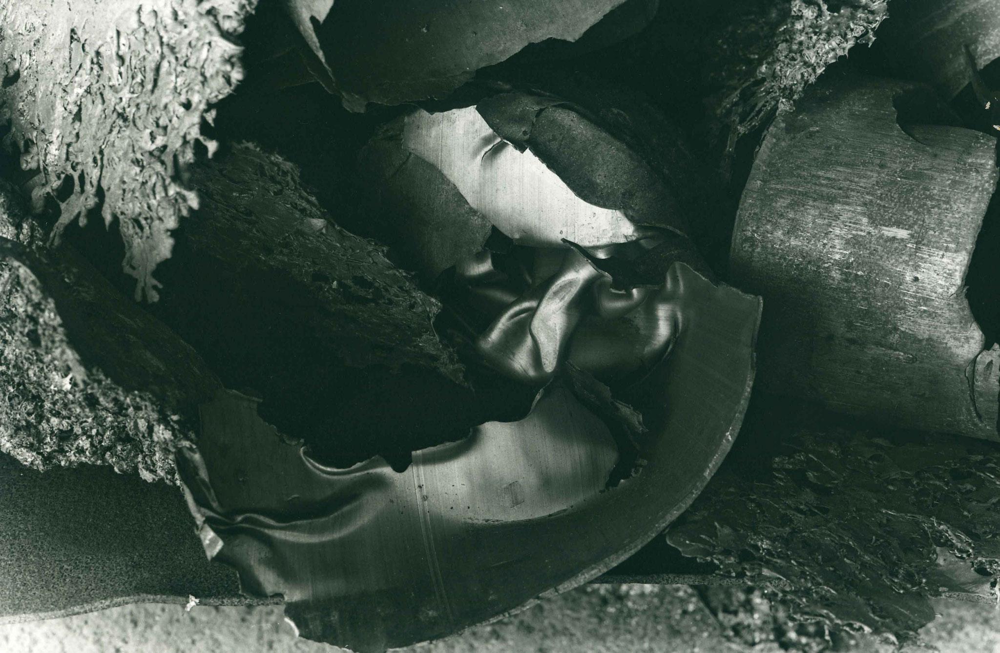 Manfred Paul - Ohne Titel Serie: Stillleben  30 x 40 cm, 1980er Jahre