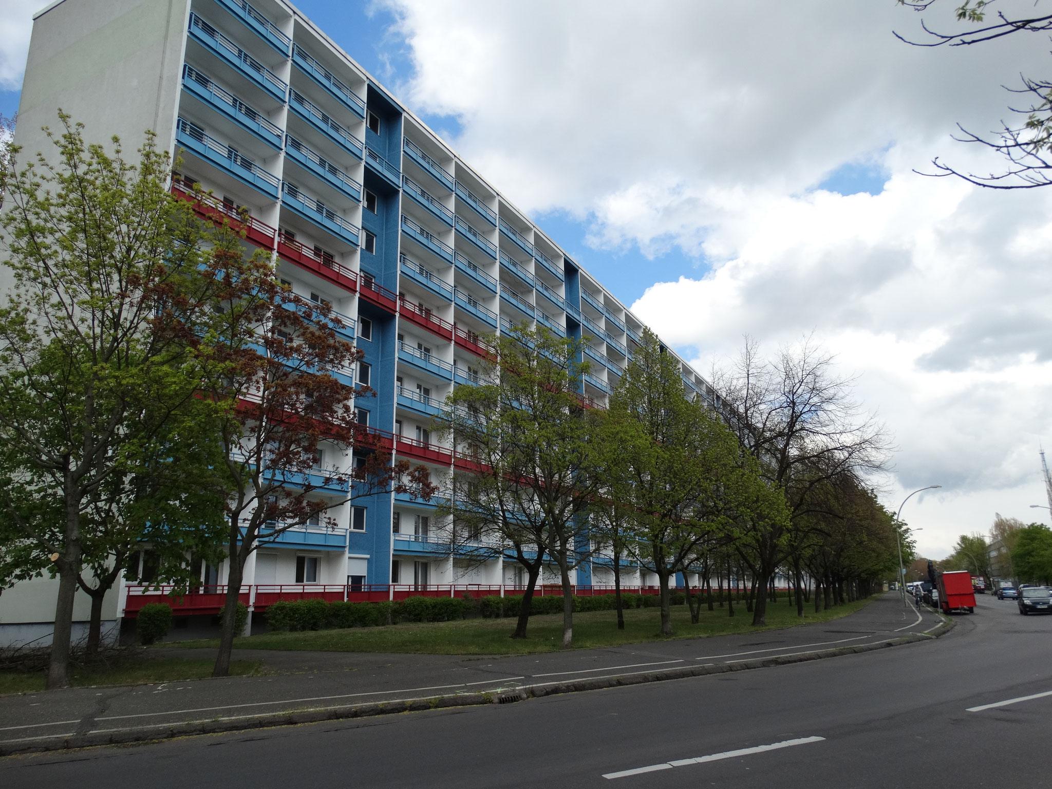 Wohnanlage Sewanstraße 241-255 in 10319 Berlin