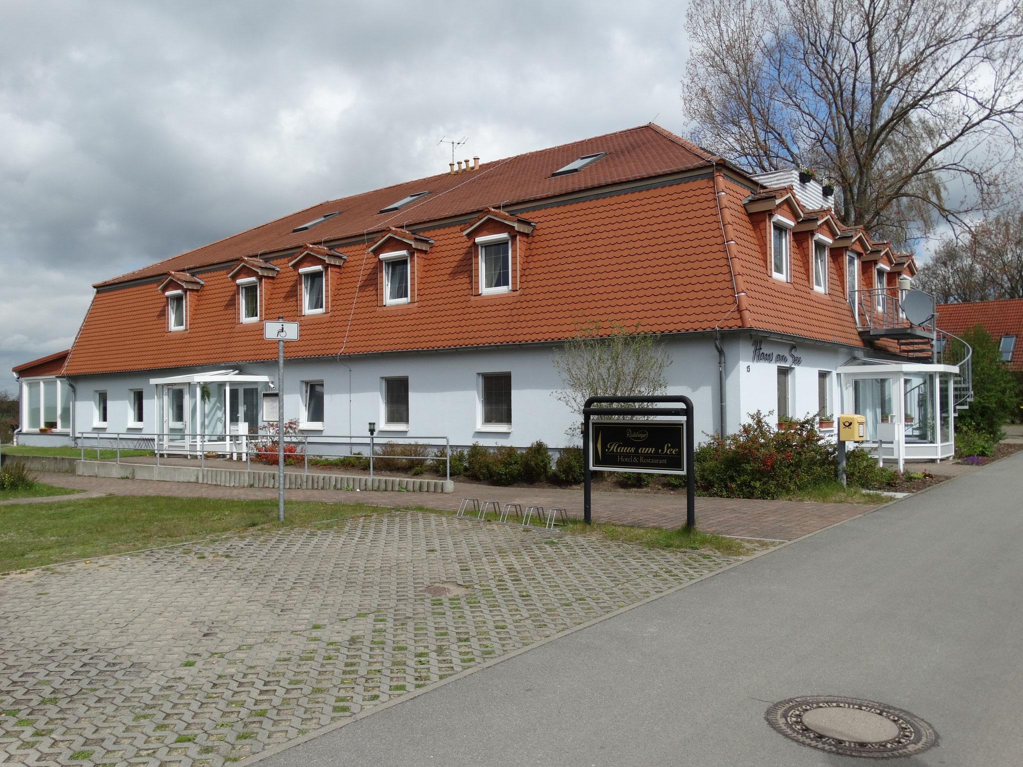 Wohnanlage Am Mühlenberg in 14715 Schollene, Energetische Sanierung