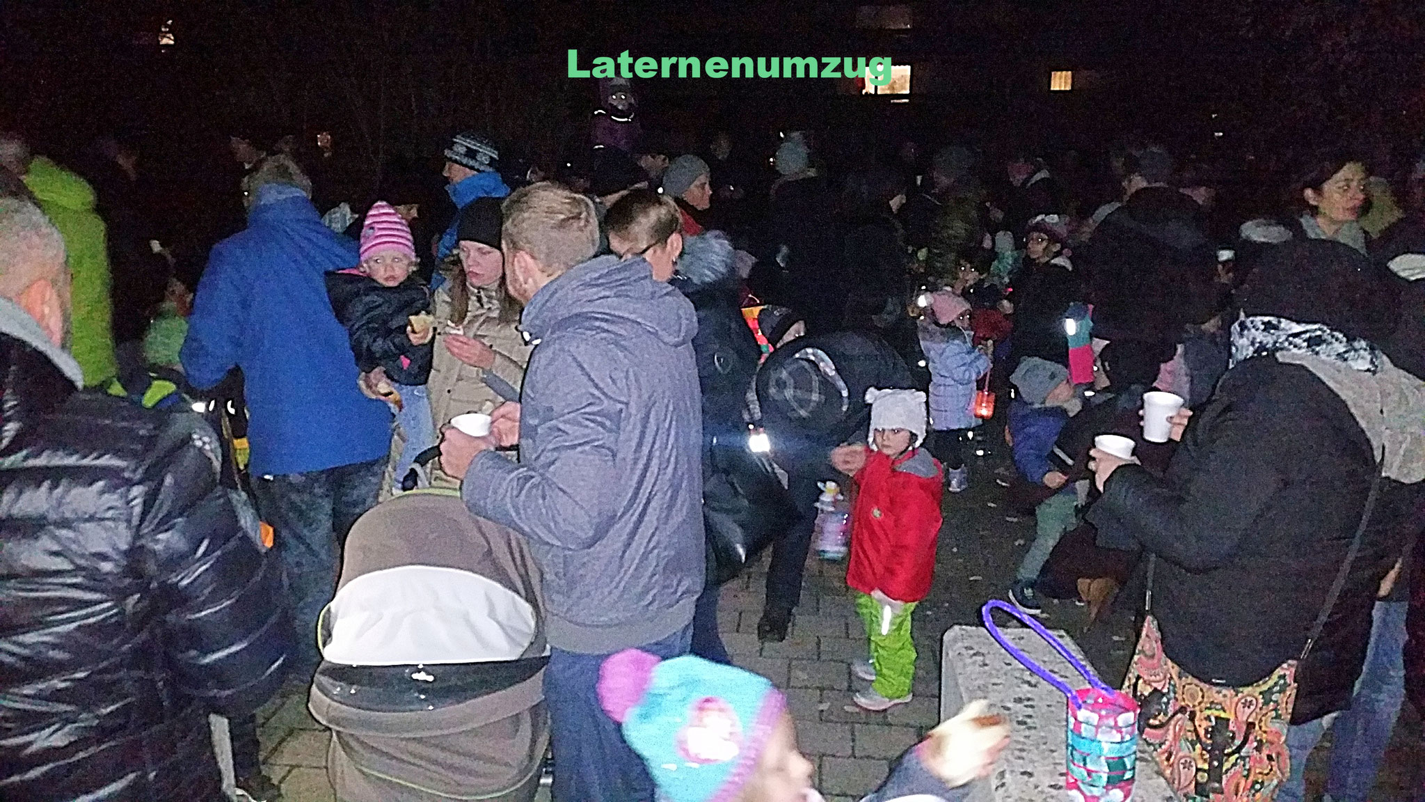 Laternenumzug 2017