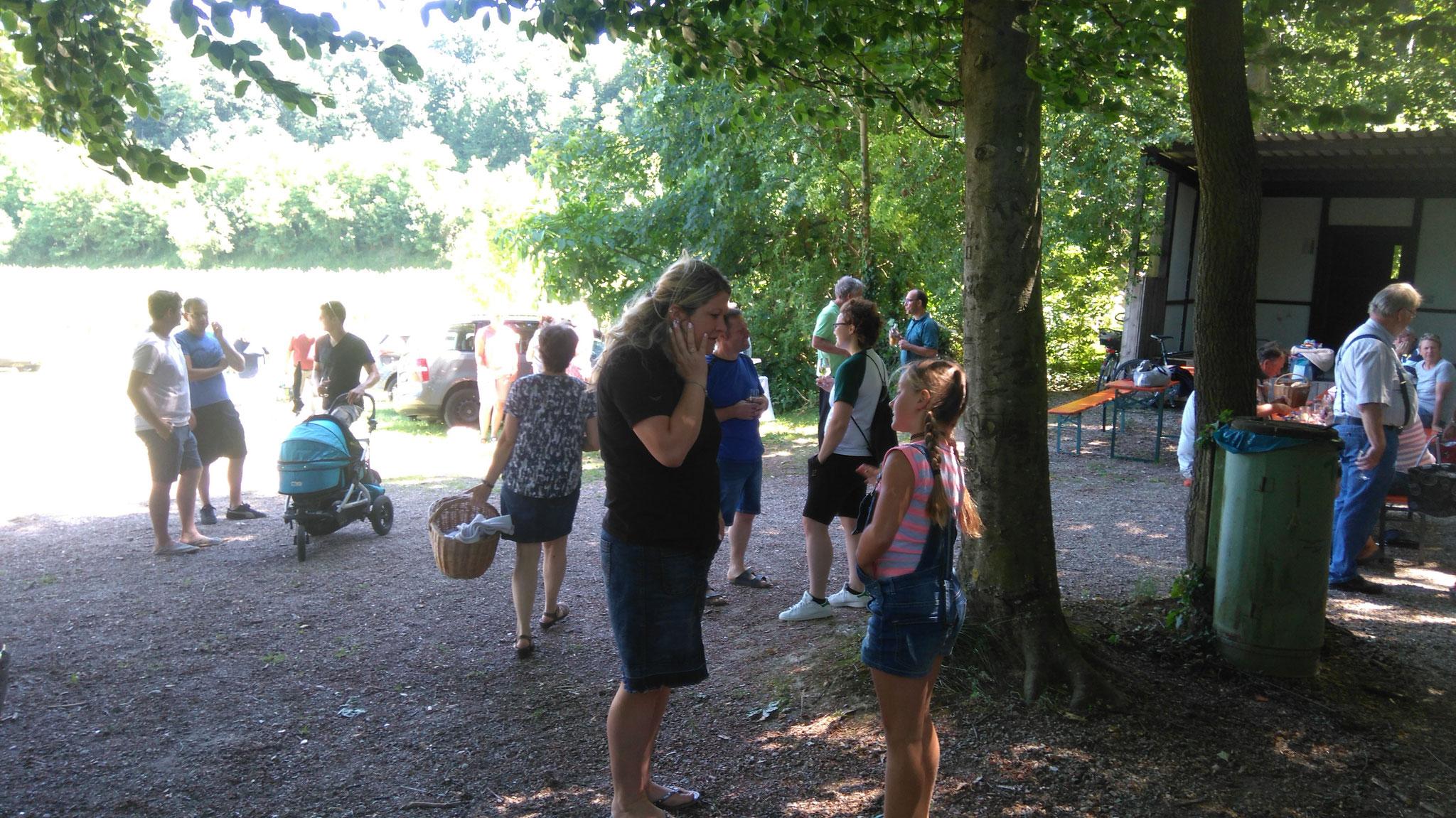 Helferessen Zwiebelkuchenfest 2017