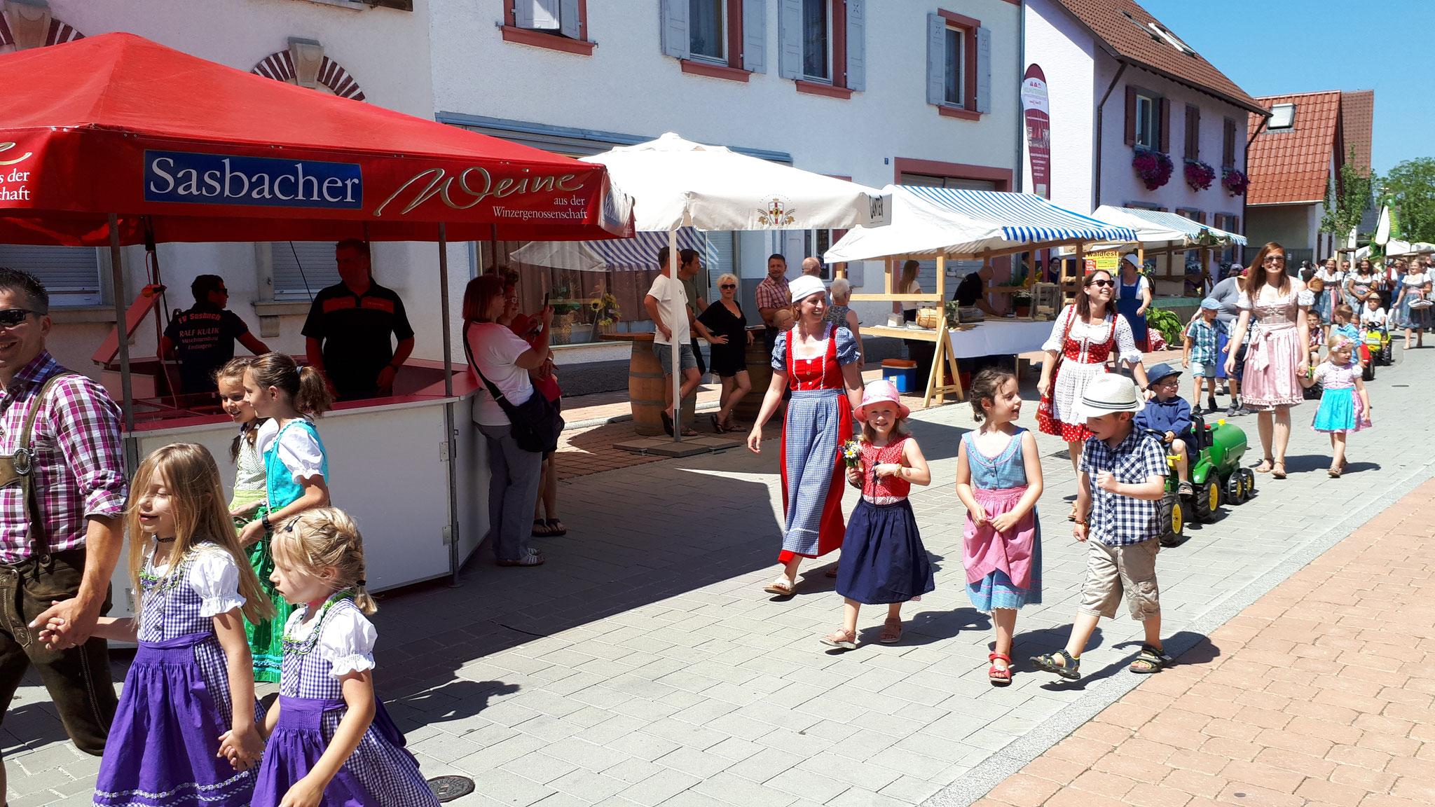 Kaiserstuhltage in Sasbach Juni 2018