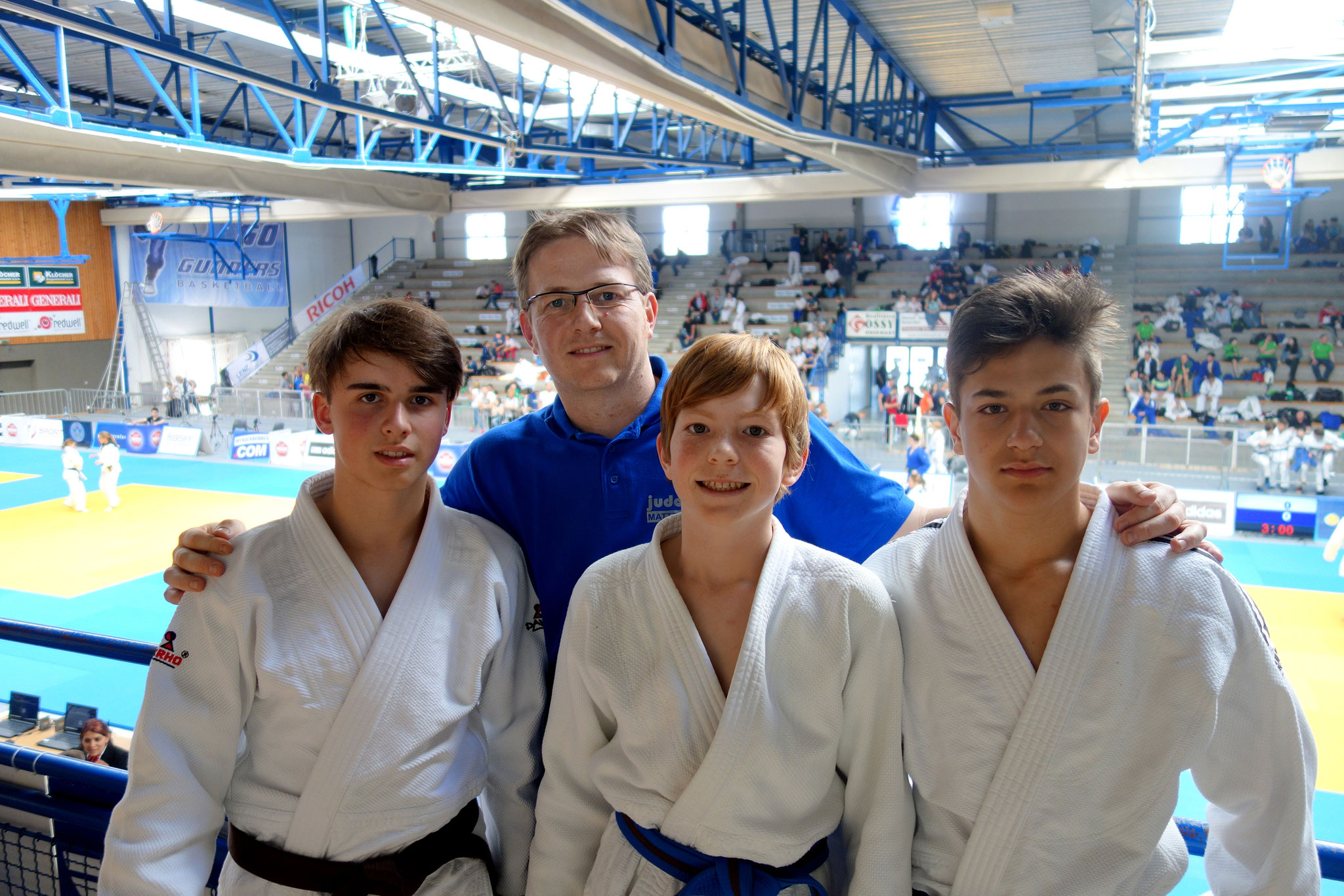 Julian Prenner, Thomas & Andreas Puntigam, Tobias Leyrer