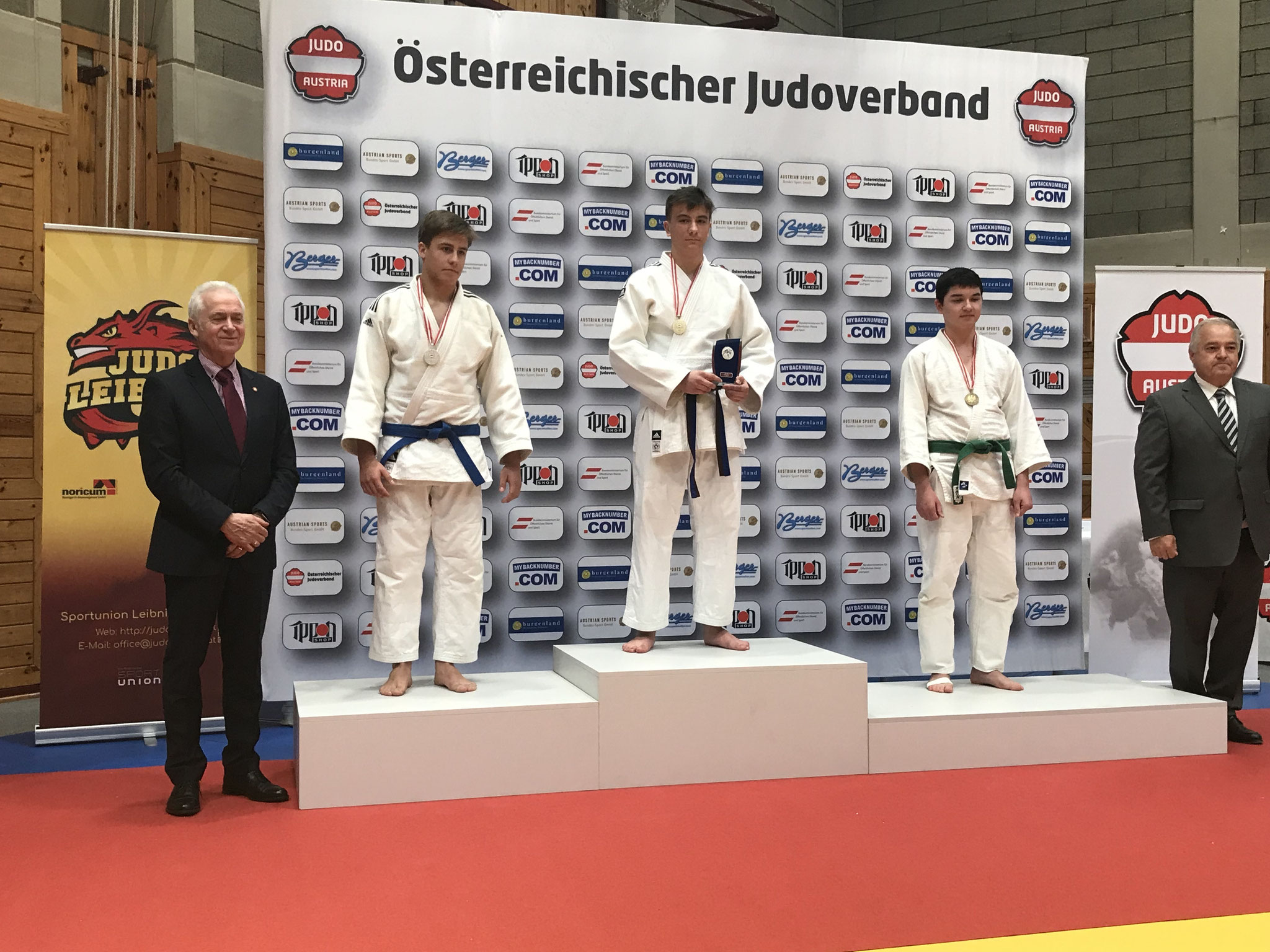 Neuer Österreichischer Meister - Julian Riedinger
