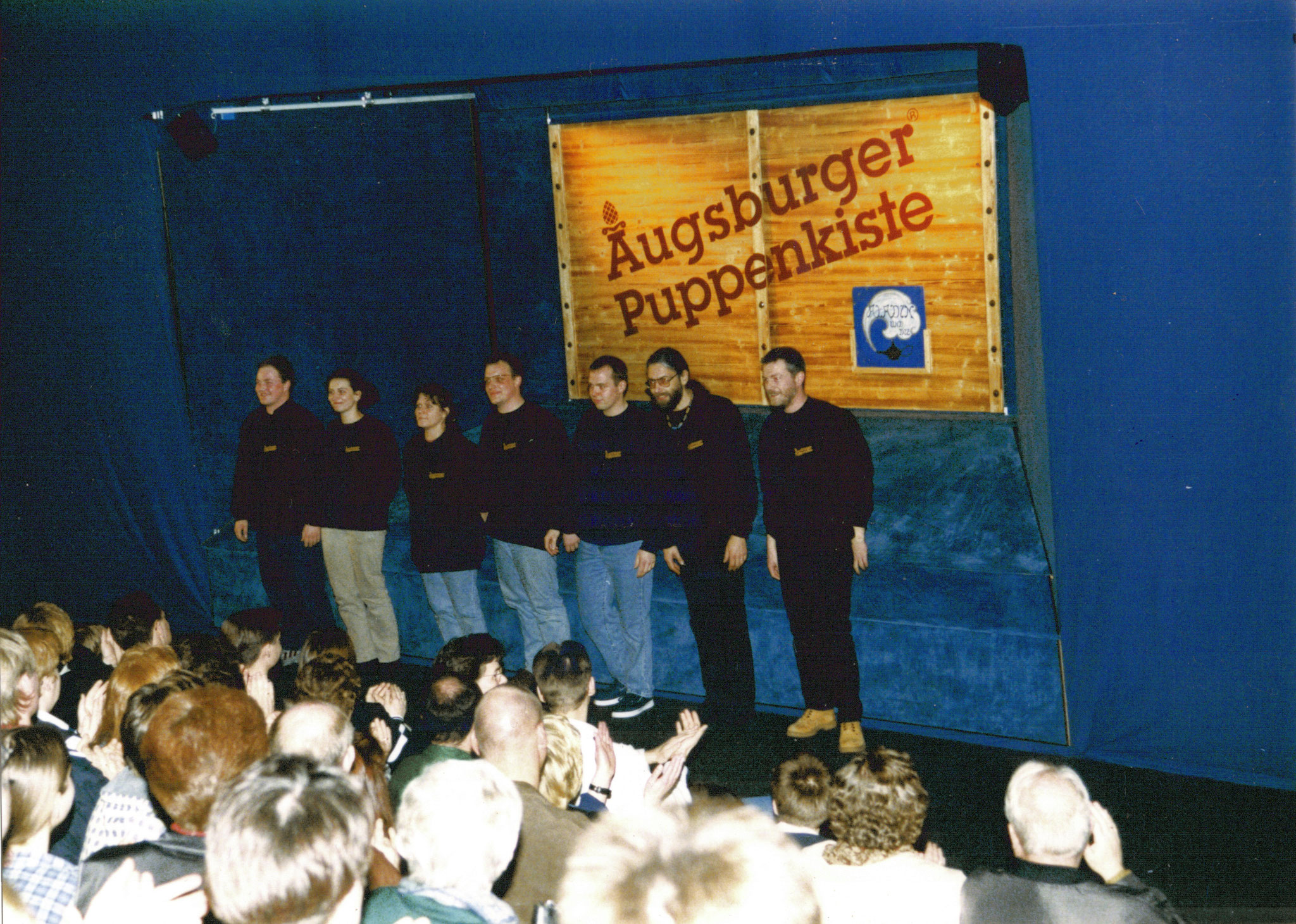 Augsburger Puppenkiste - Wolfgang Ficker Lightmaster