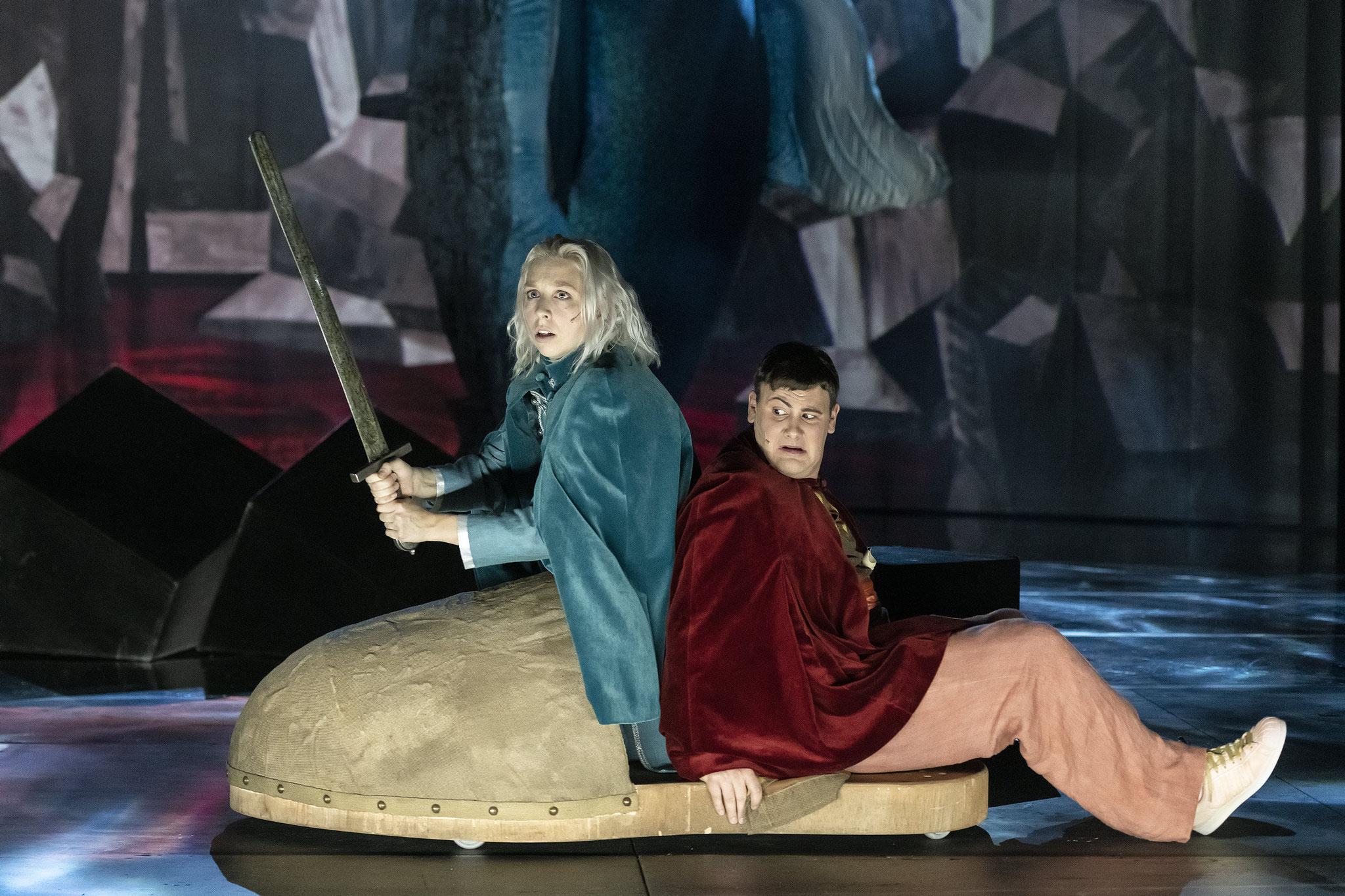 Mio mein Mio - Staatstheater Augsburg (2018/2019)