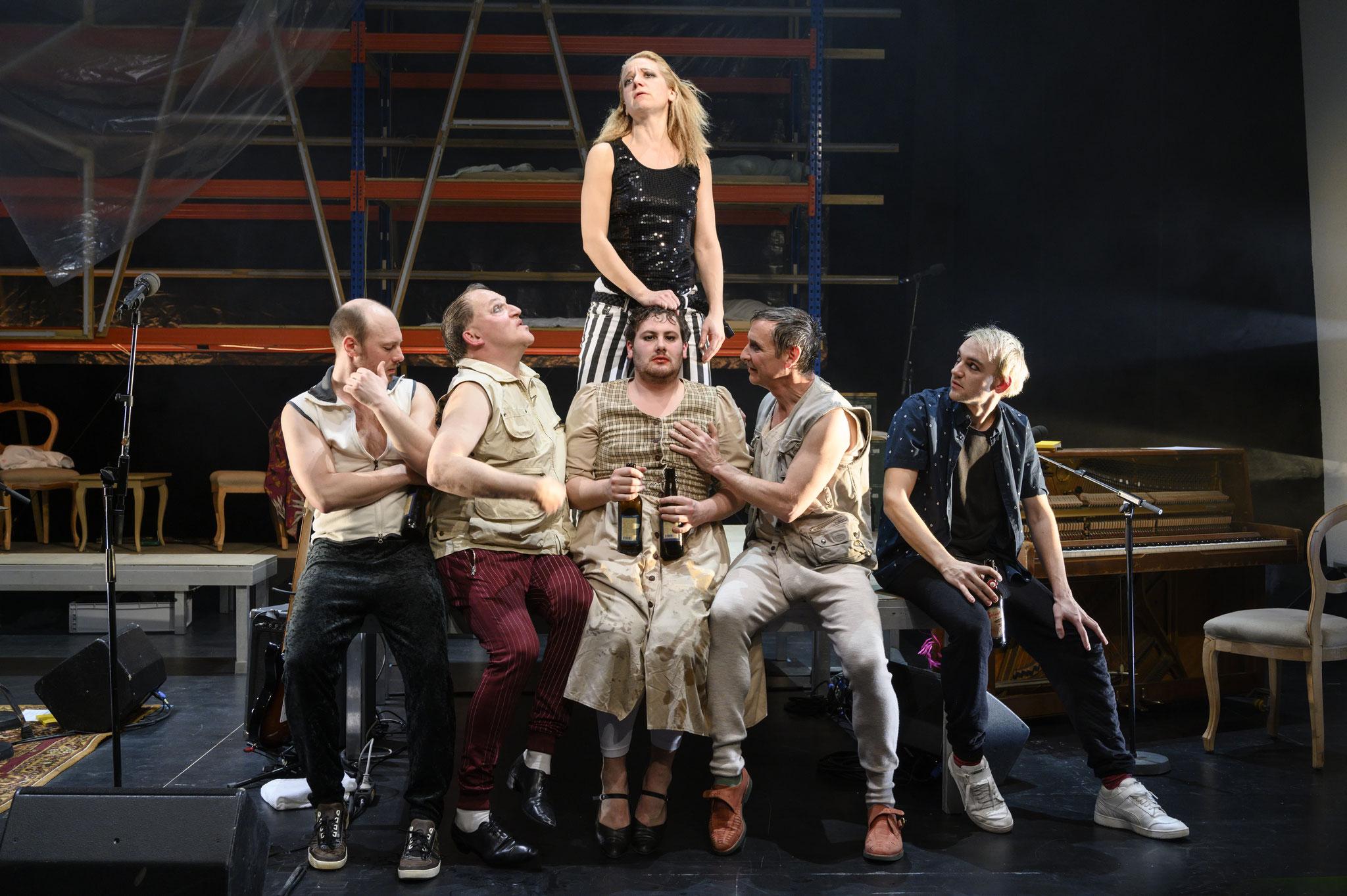 Baal - Staatstheater Augsburg (2019)