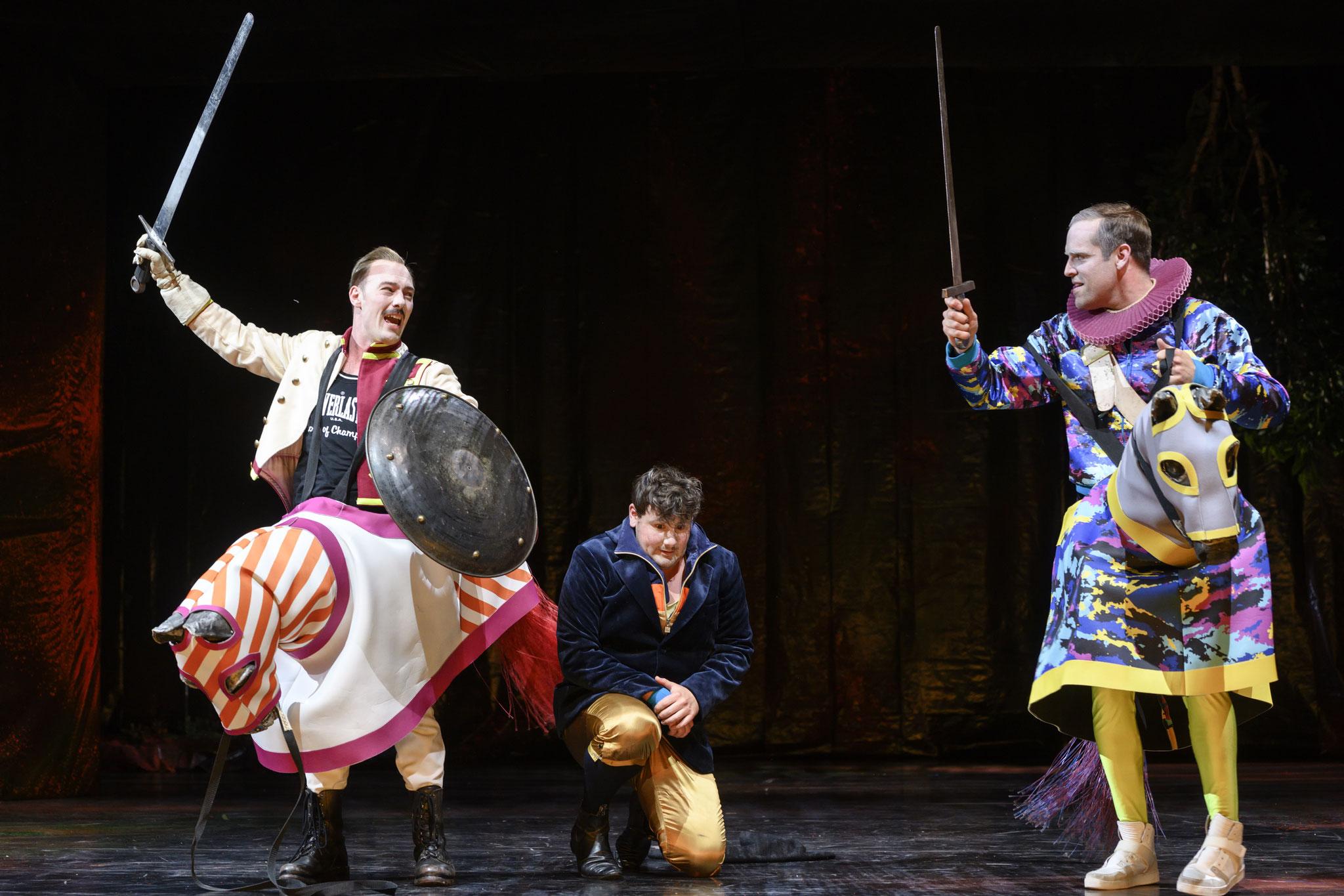 Das Käthchen von Heilbronn - Staatstheater Augsburg (2019)