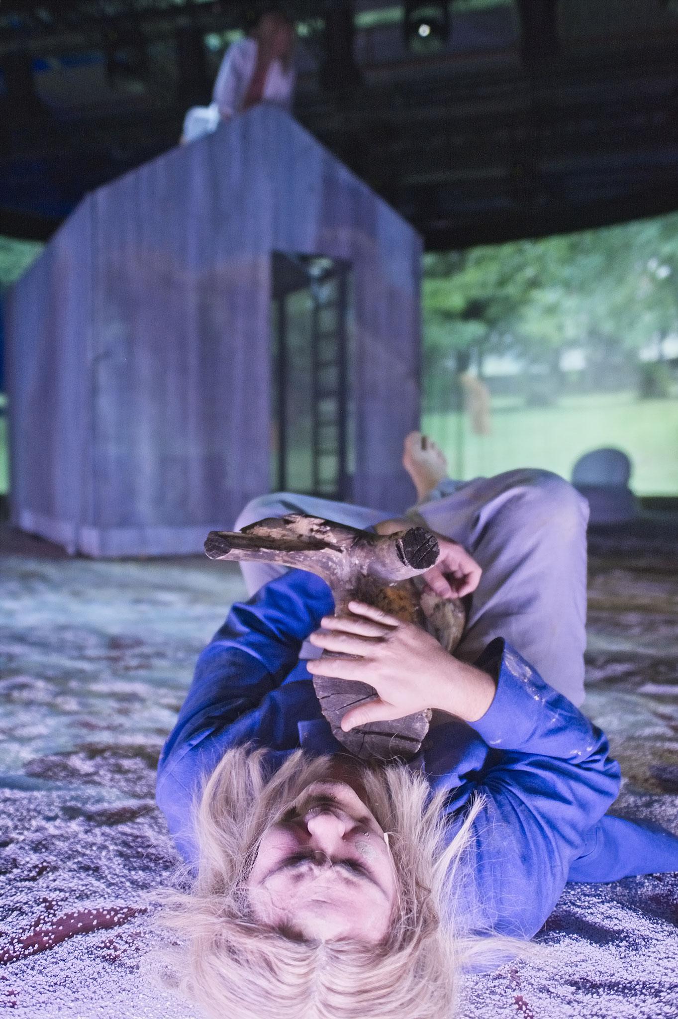 Peer Gynt; Peer Gynt - Theater Augsburg (2017)