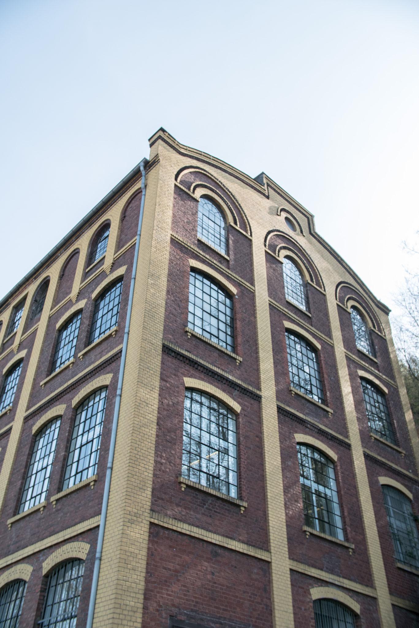 Brauhaus Kunst-Gebäude (BH), Zum Wildgehege 25