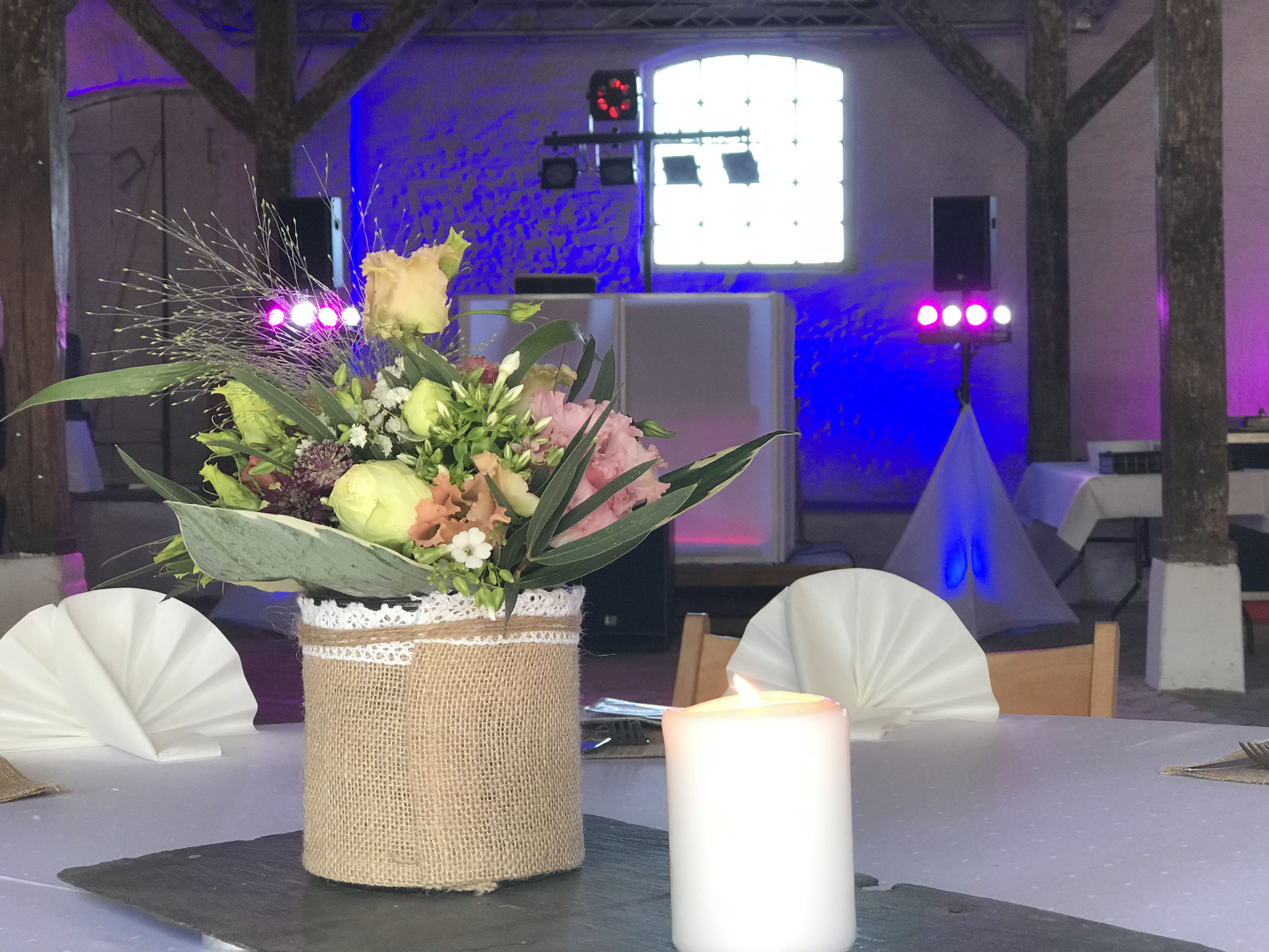 DJ Hochzeit Burg Klempenow