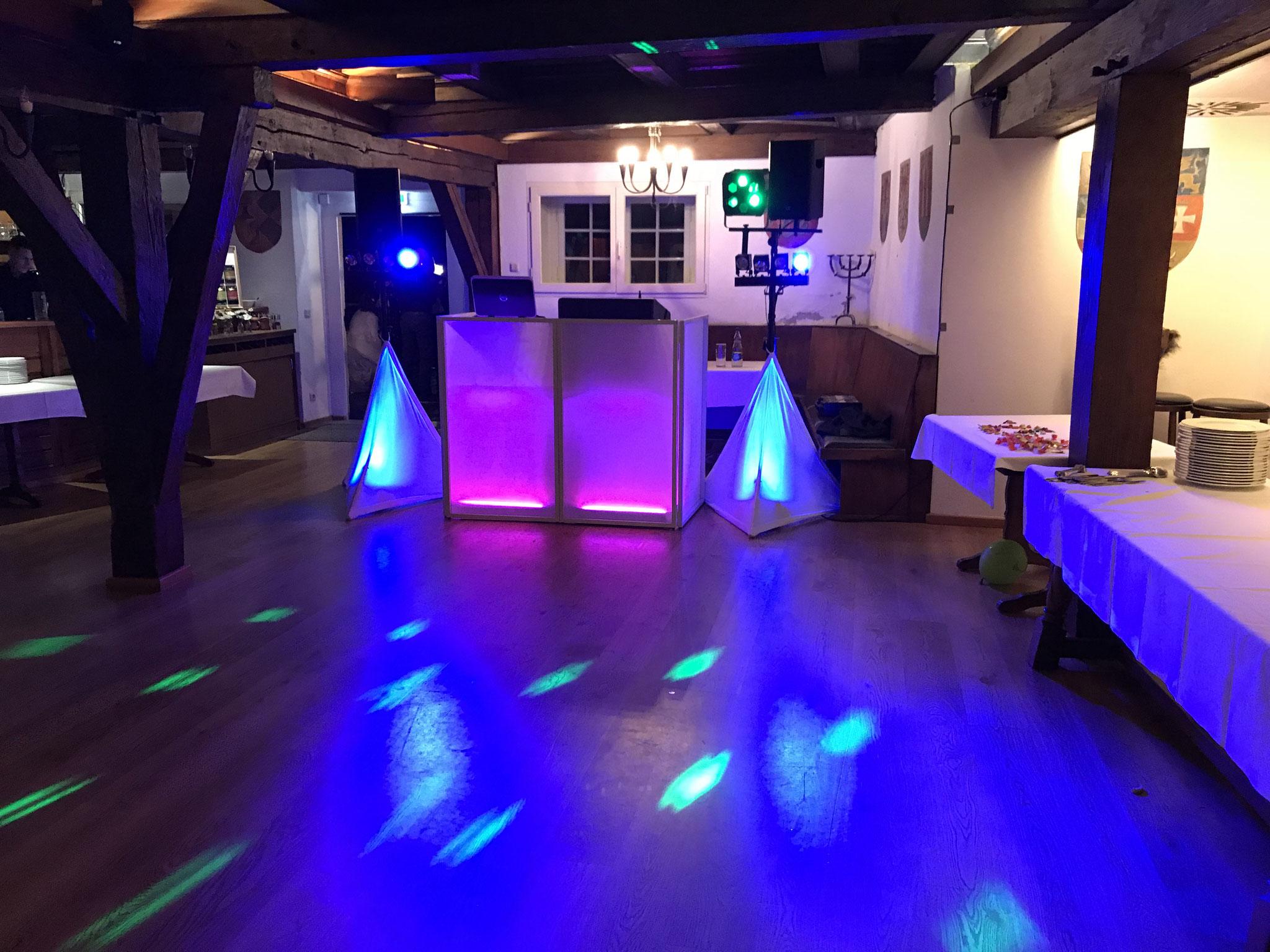 DJ Hochzeit Burg Stargard