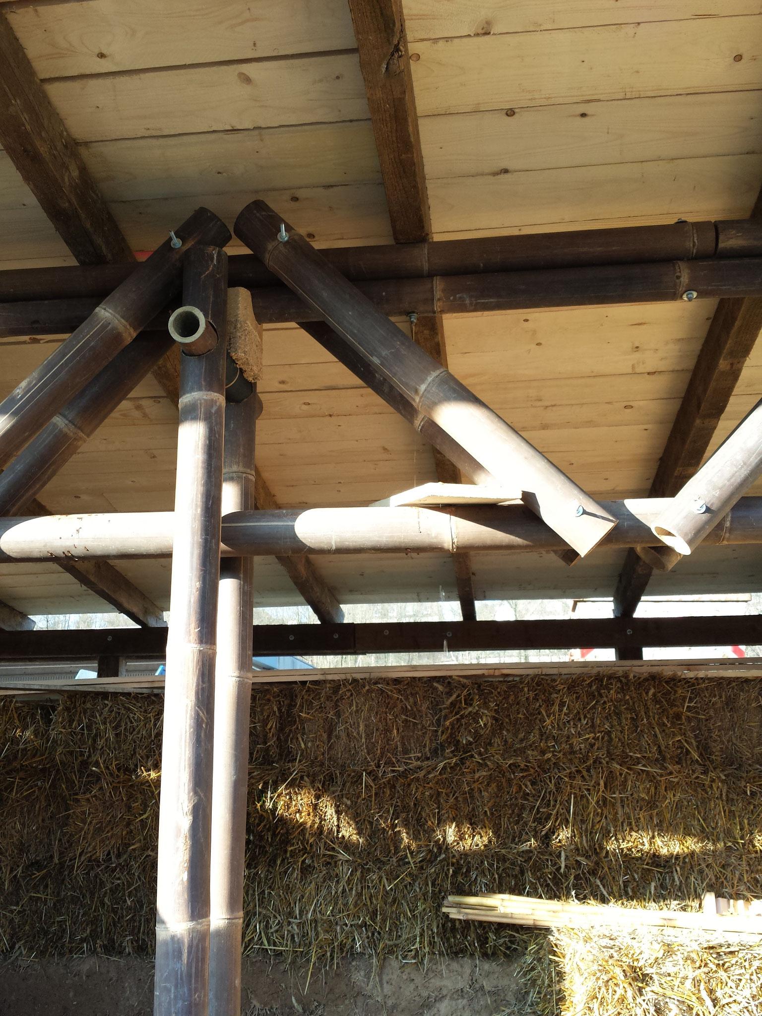 Bambus - Konstruktionsvarianten