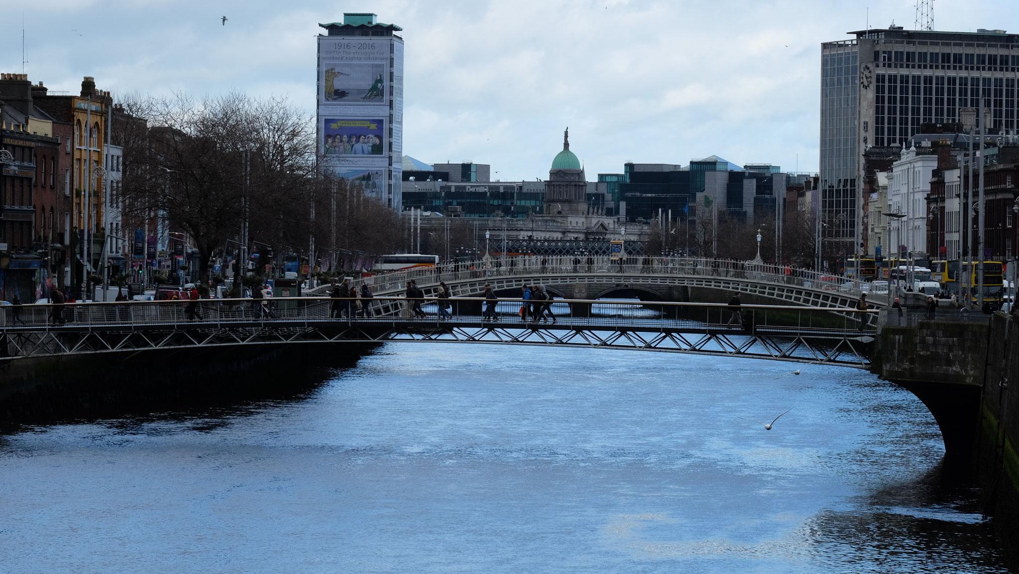 Dublin SO, la Liffey