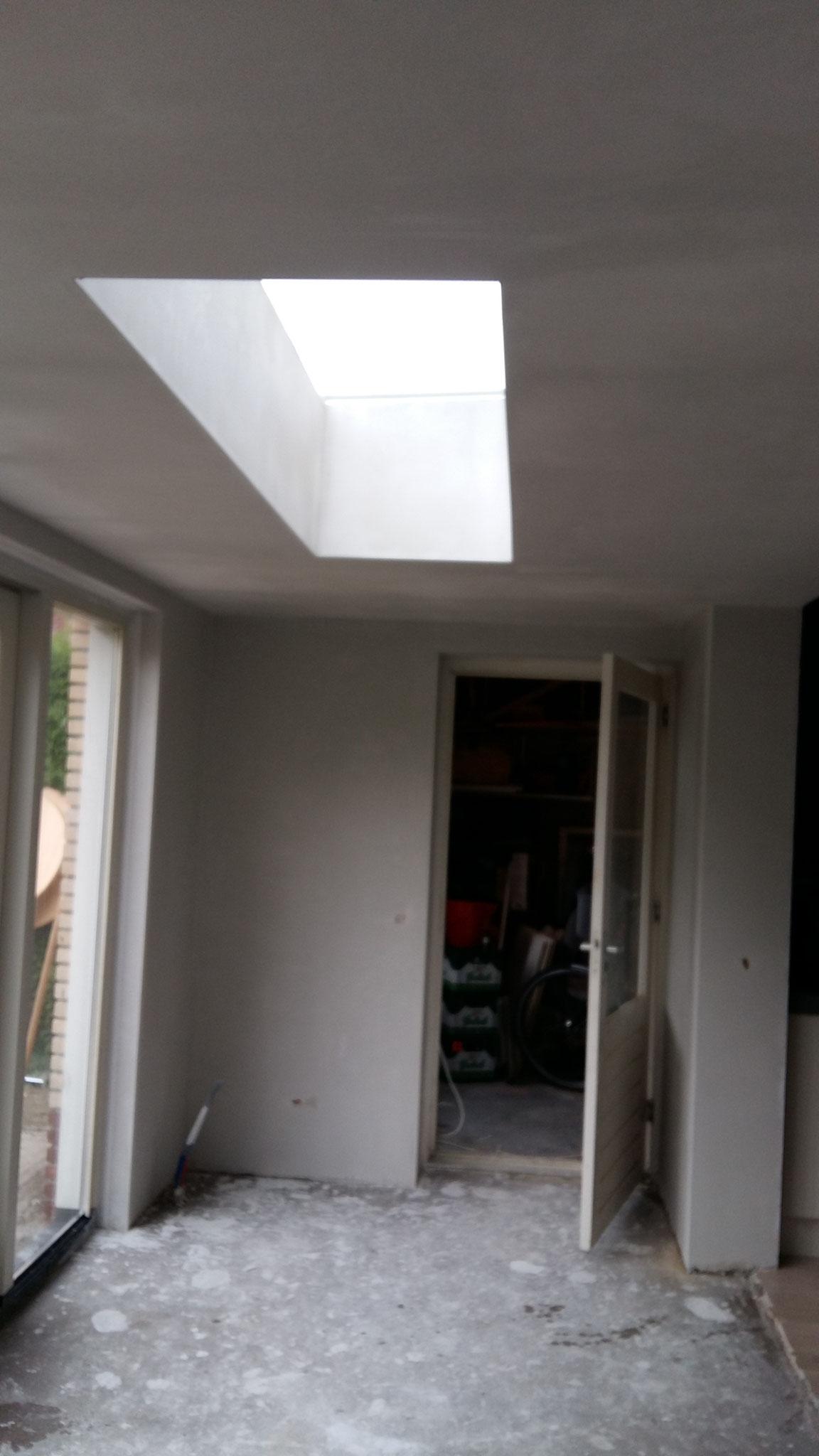 Uitbouw Deventer colmschate sausklaar