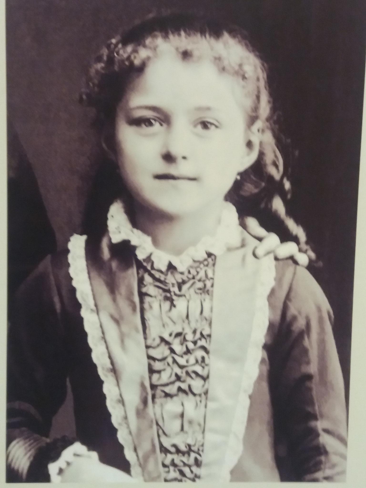 Thérèse grandit