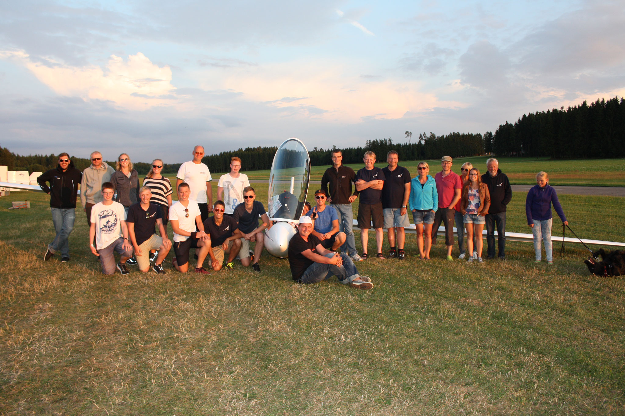 Sommerlager Winzeln 2016