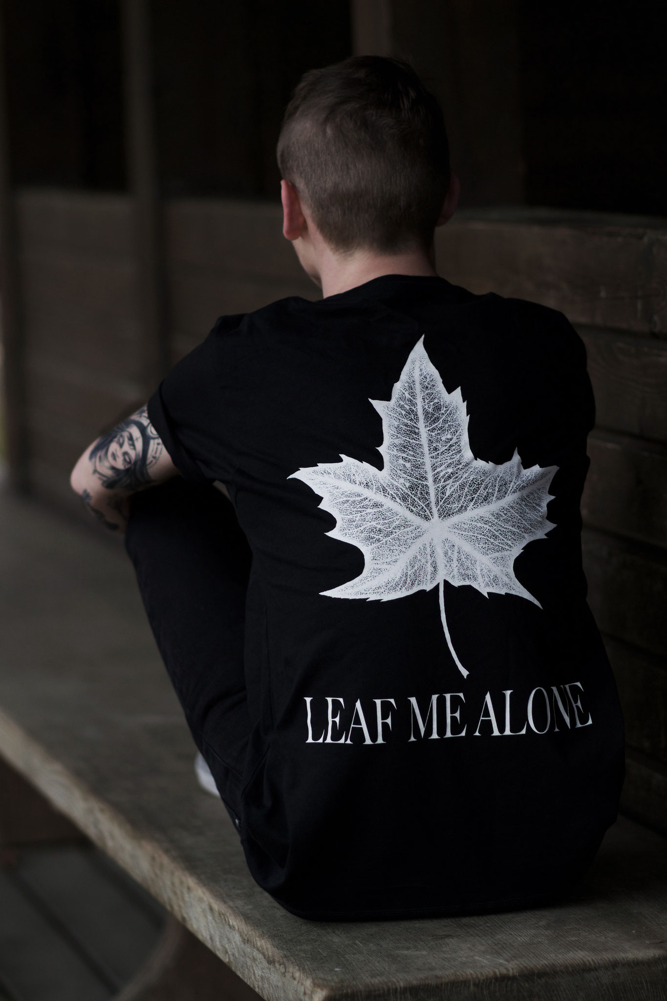 Leaf Me Alone Shirt
