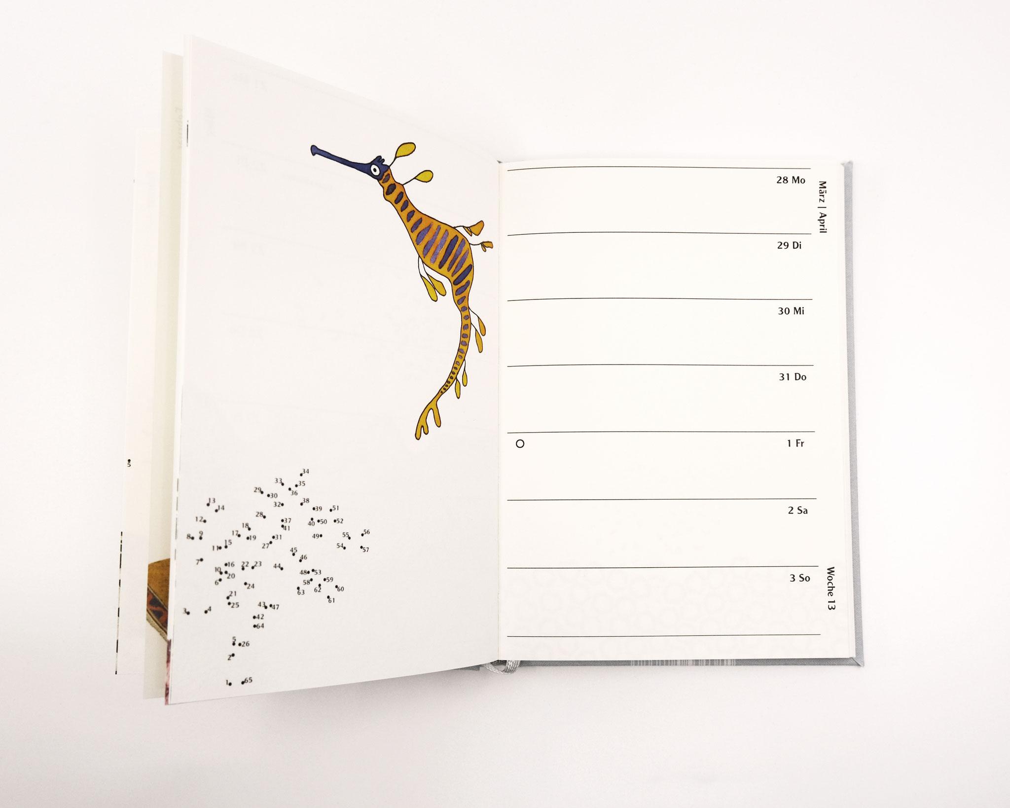 Illustration: Lena Tamini, Layout und Bildbearbeitung: Jolanda Suter