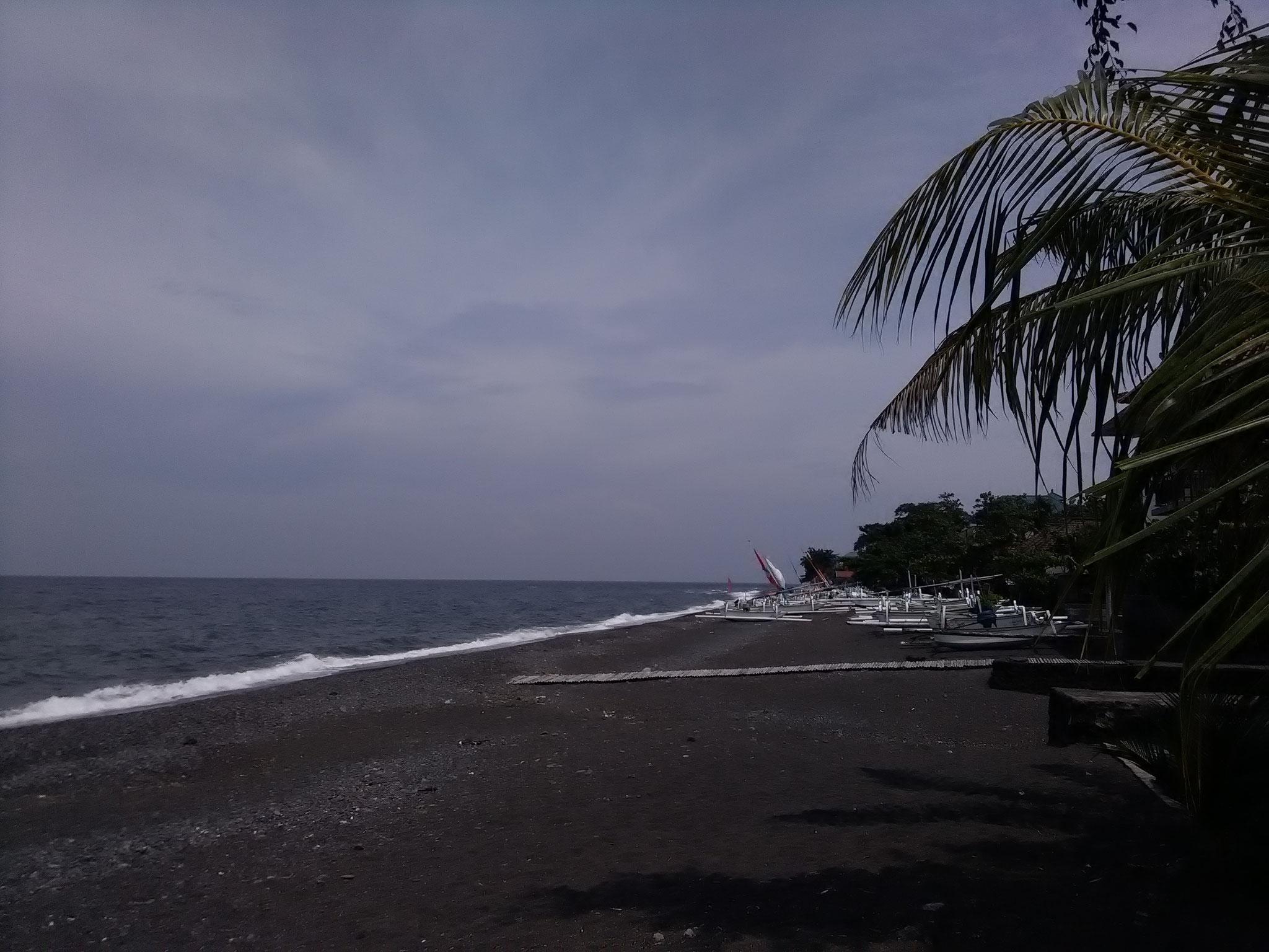 Bulih Beach Bungalows - Beach southeast