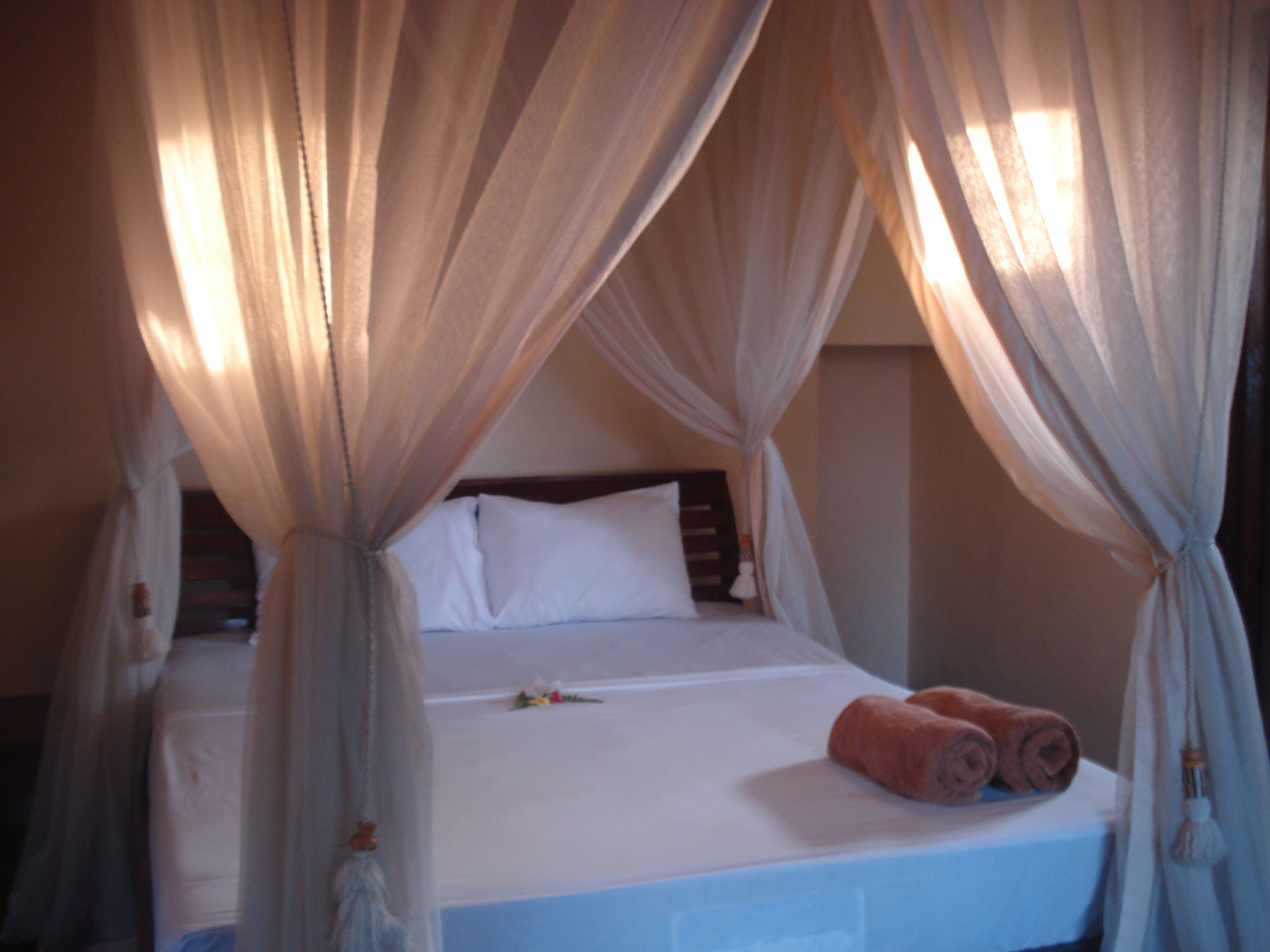 Bulih Beach Bungalows - Room 4