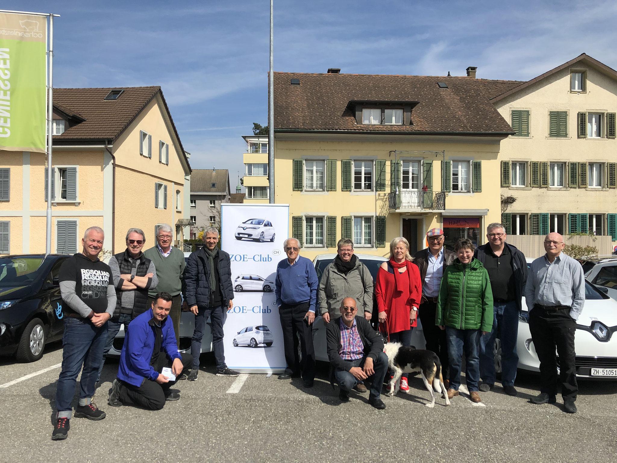 Generalversammlung vom 6. April 2019 in Lenzburg