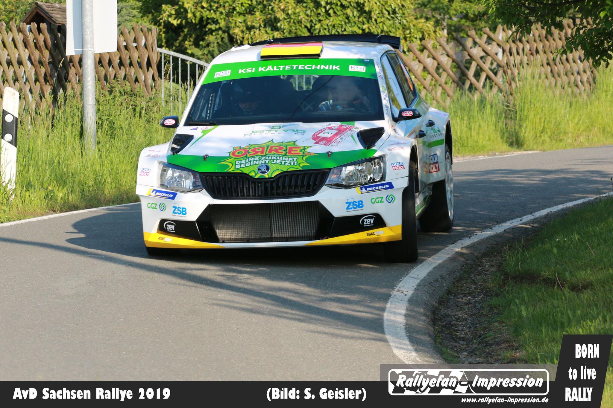 Sachsen Rallye 2021