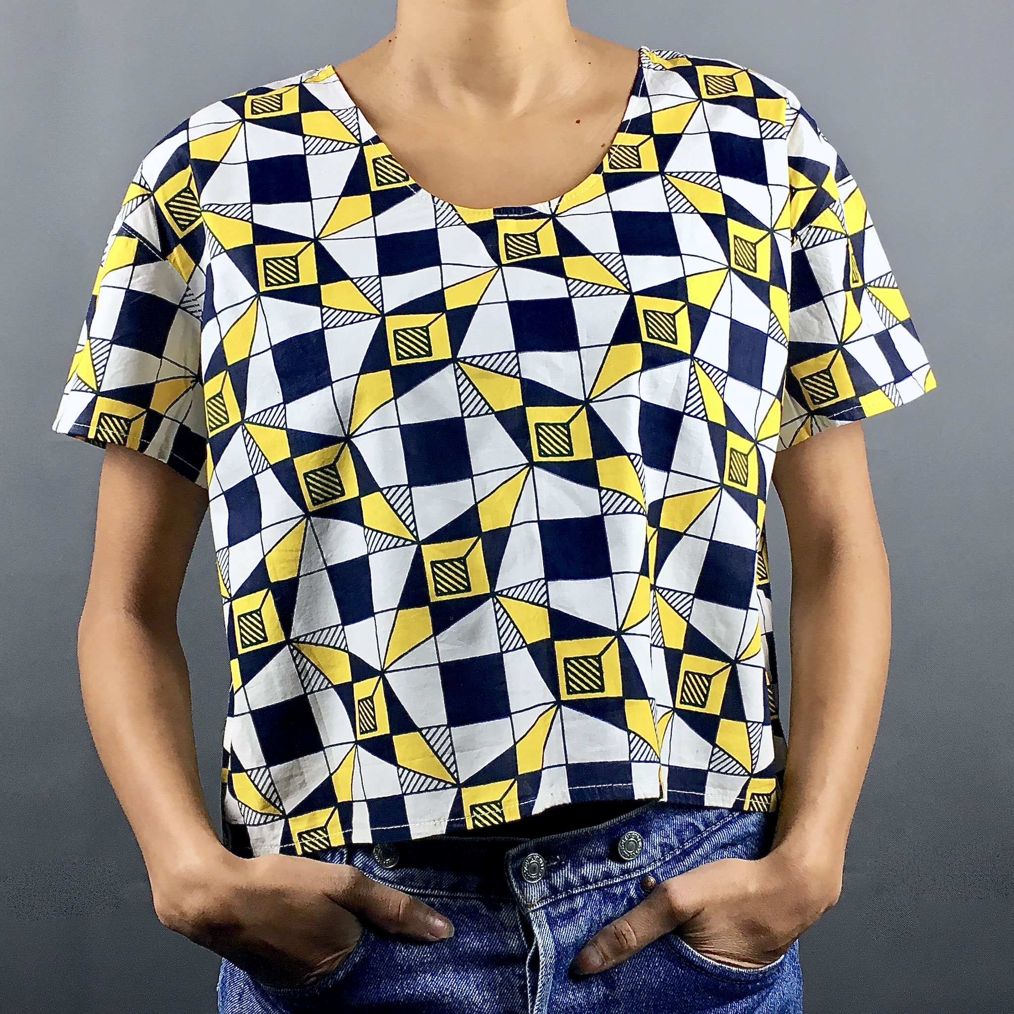 oversized shirt