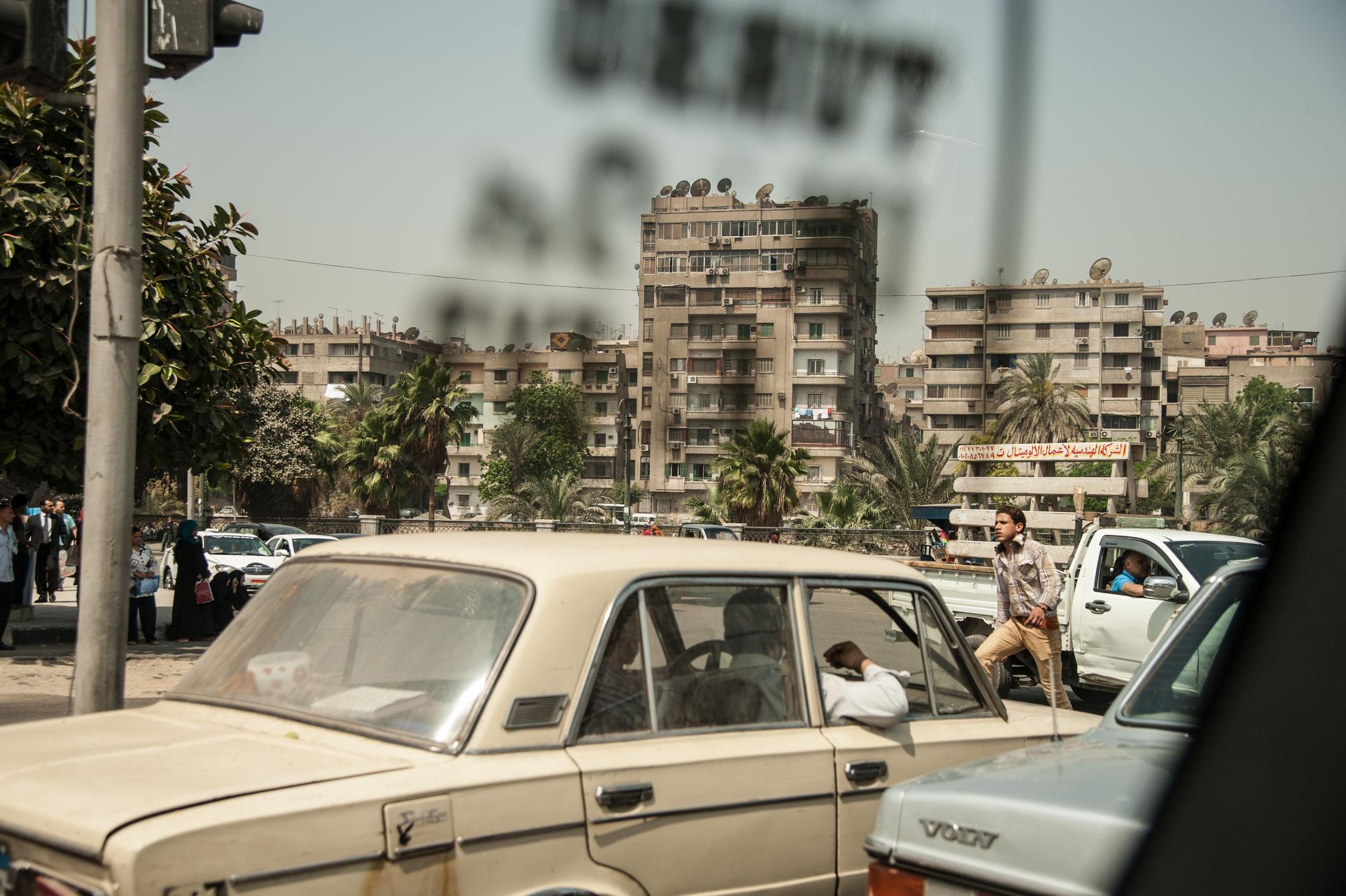 // ADOPTEE PAR KEVIN & MAITE // 40x60 cm - Egypte