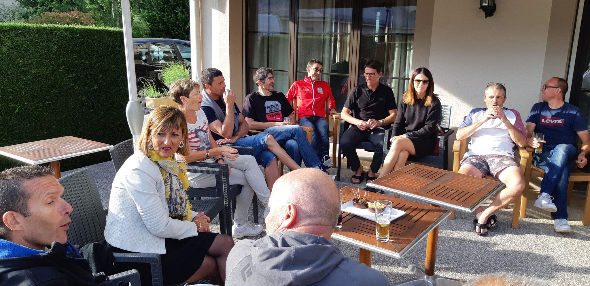 Stage d'entraînement 2019 à Saint-Lary-Soulan