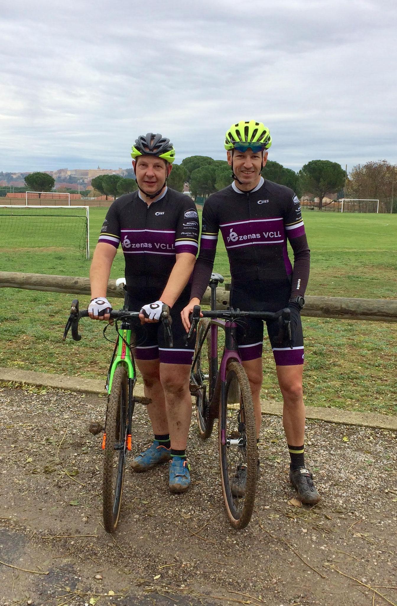 Cyclo-cross de Monflourès à Béziers (3ème manche du Trophée de l'Hérault)