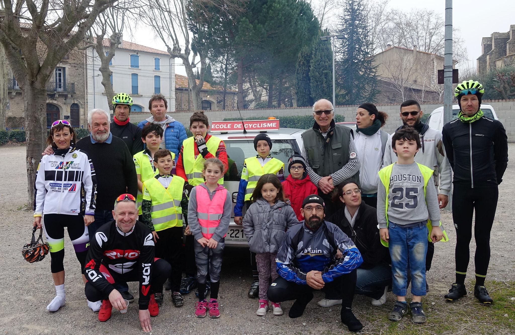 (10.02.19) Grillade-Aligot à Tourbes.