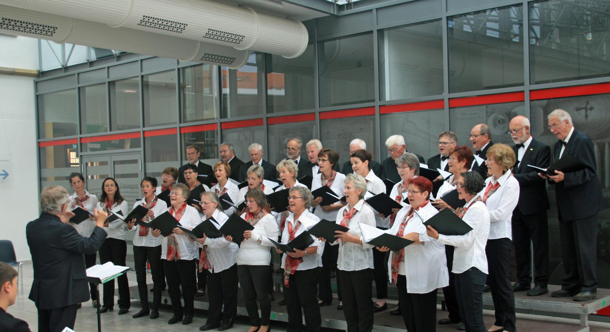 Konzert zum Tag der Sachsen in Riesa 2019
