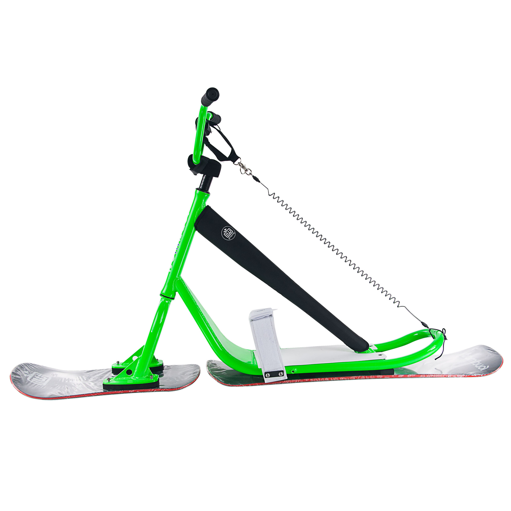 Longway Sports Snowscoot Suilbikes green 3