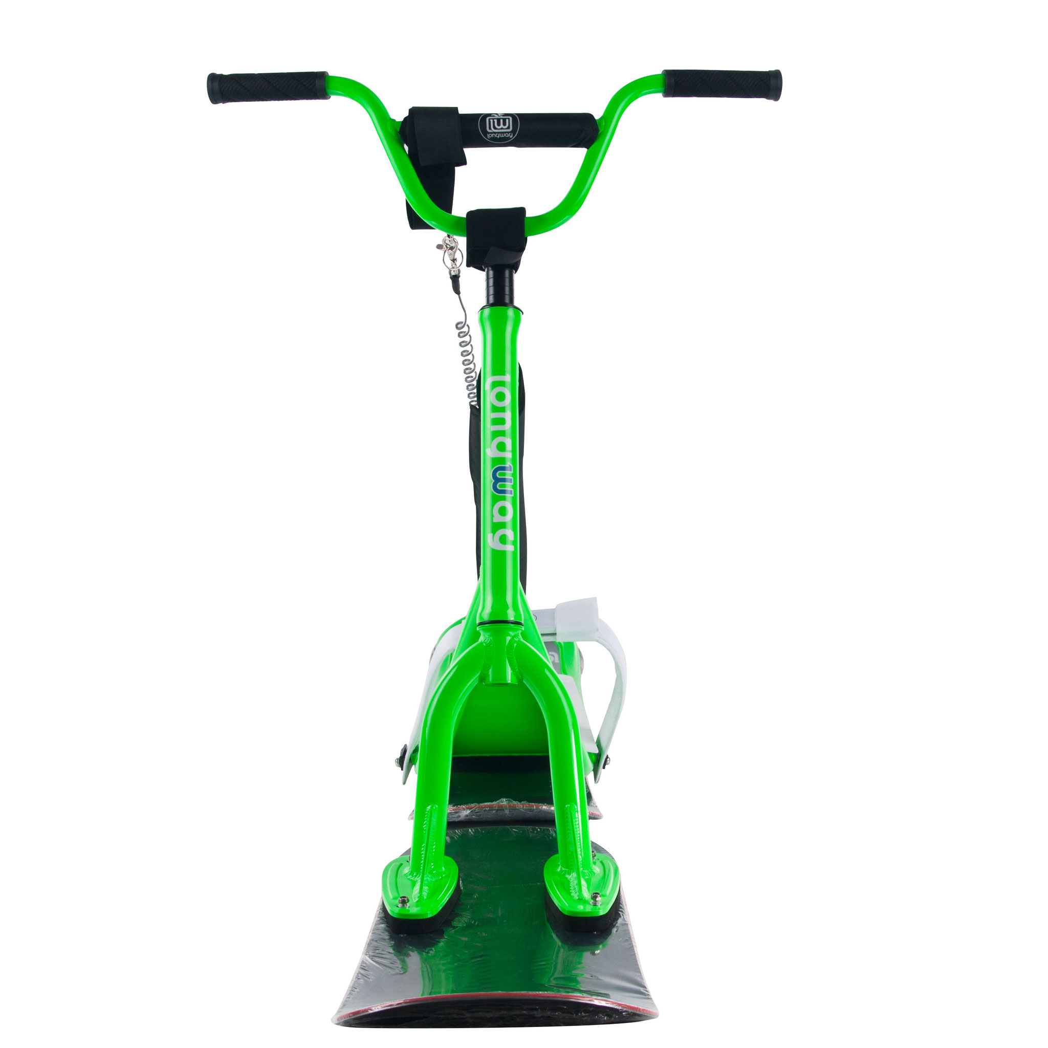Longway Sports Snowscoot Suilbikes green 7